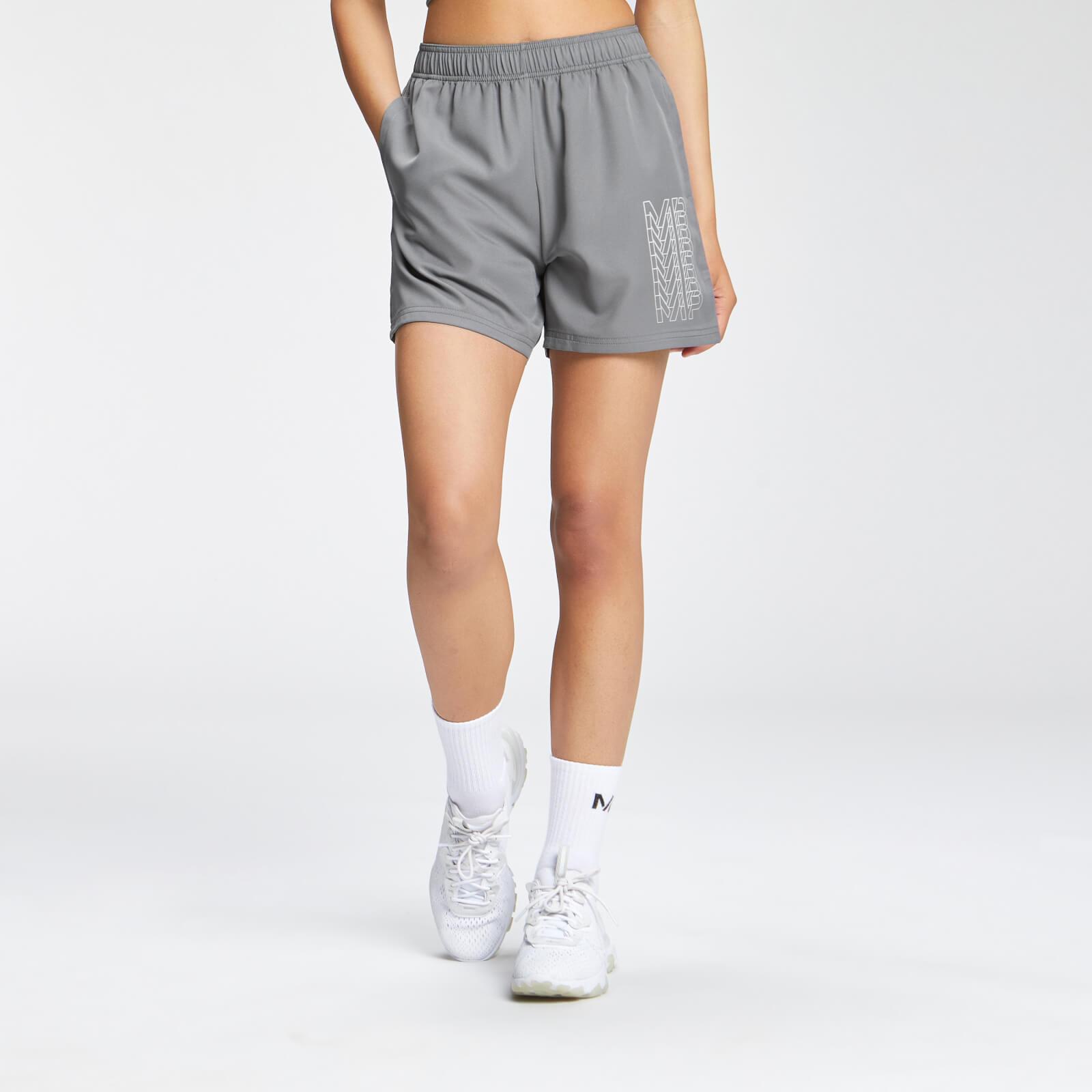 Купить MP Women's Repeat MP Training Shorts - Carbon - XXL, Myprotein International