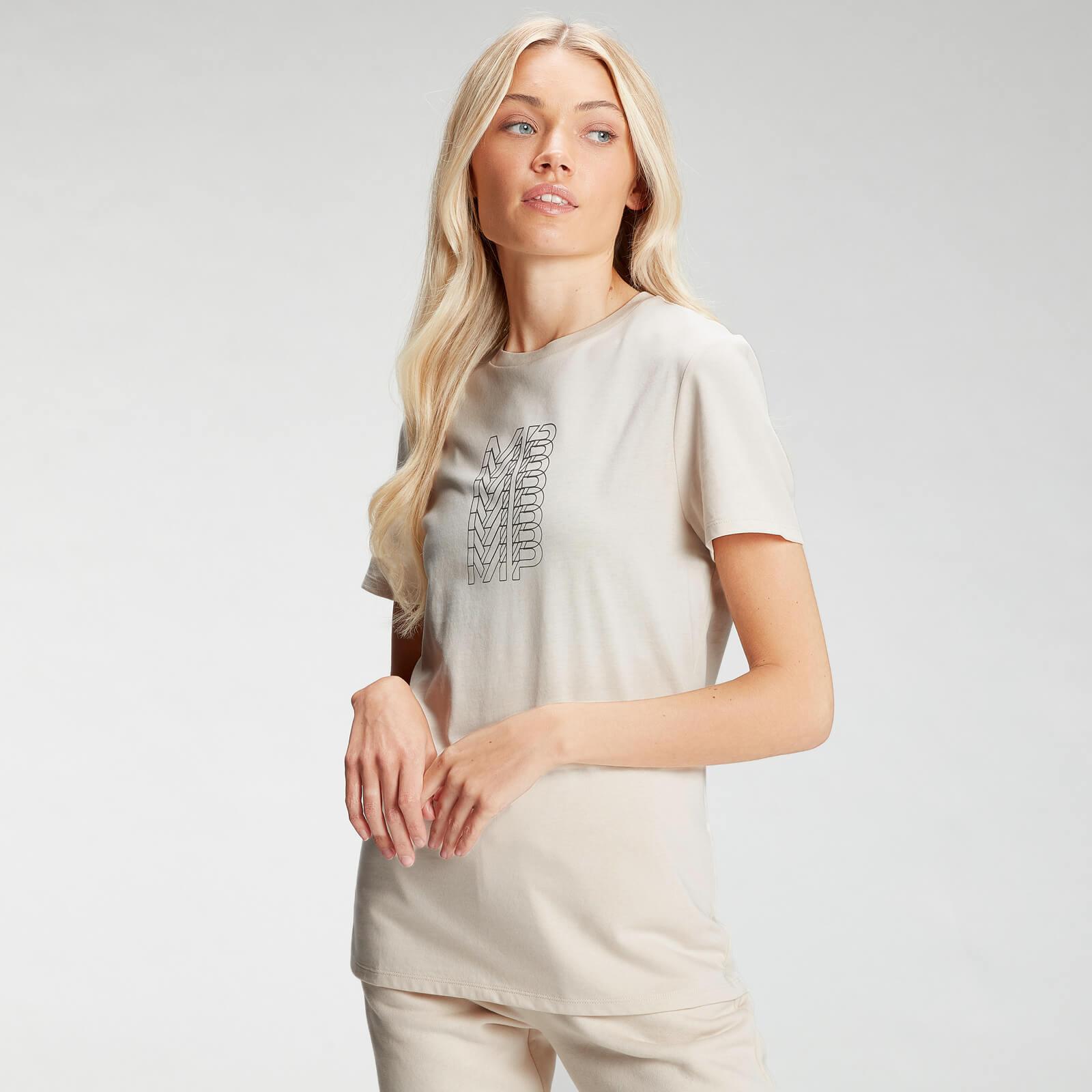 Купить MP Women's Repeat MP T-Shirt - Ecru - XXL, Myprotein International