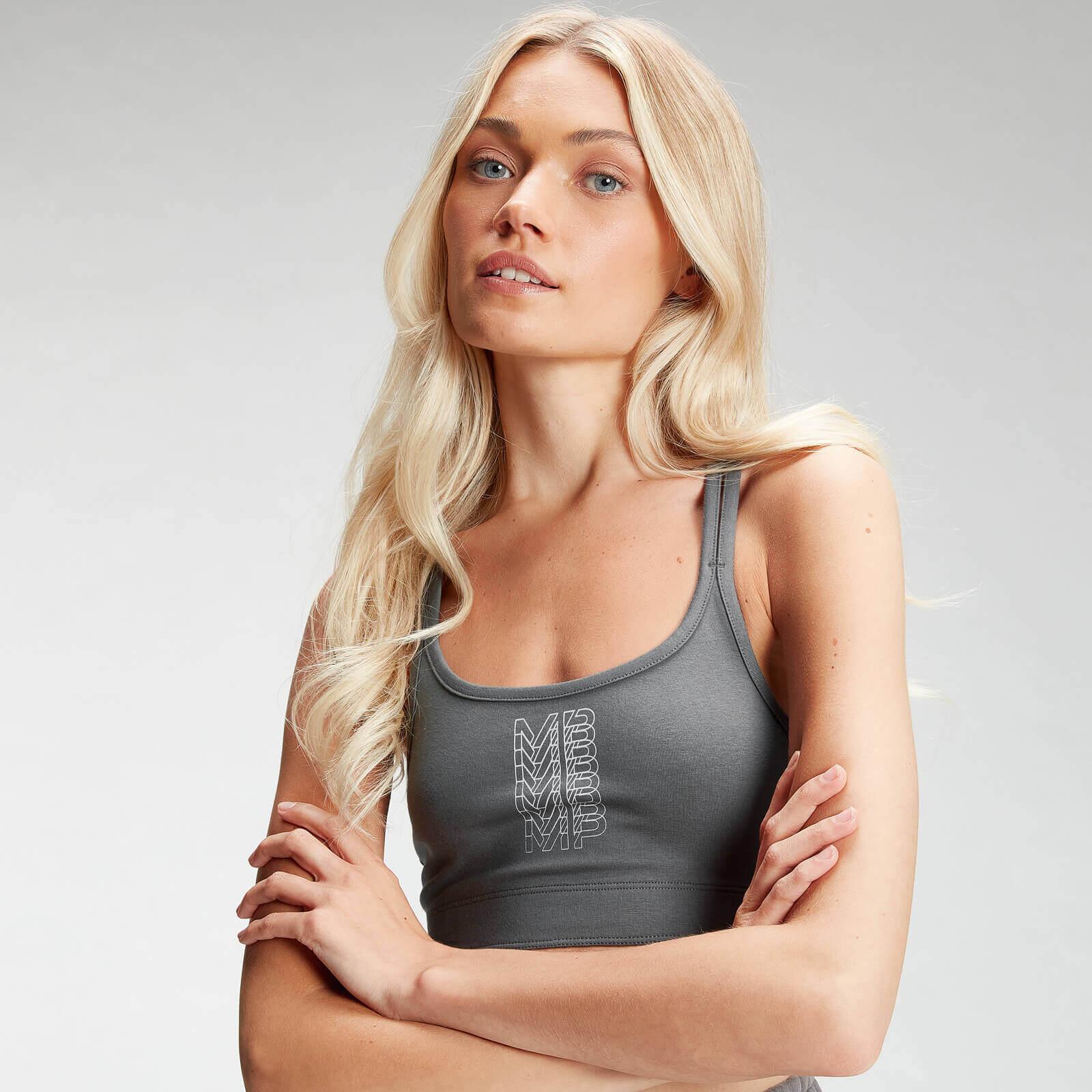 Купить MP Women's Repeat MP Sports Bra - Carbon - XXL, Myprotein International