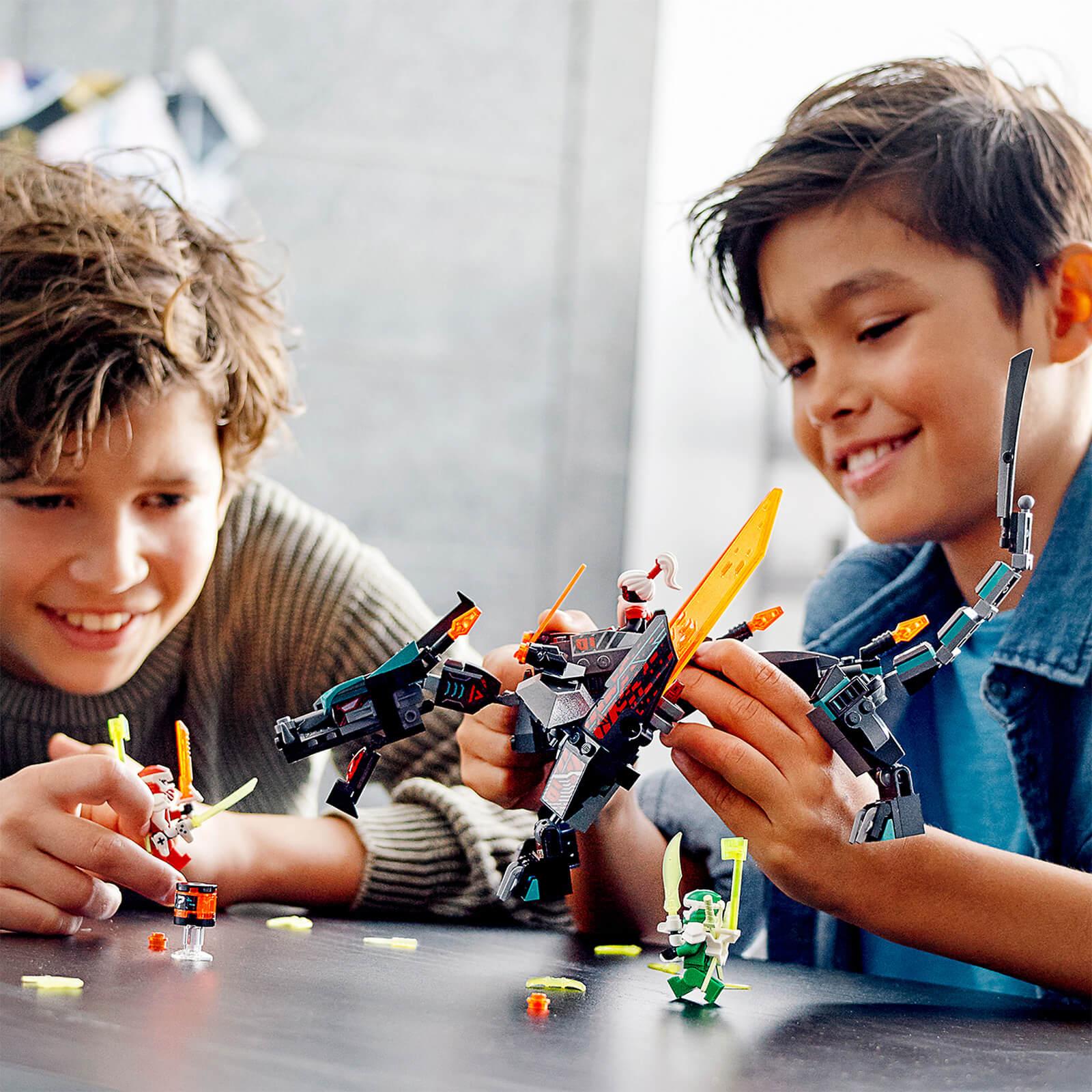 LEGO Ninjago: Empire Dragon Building Set (71713)