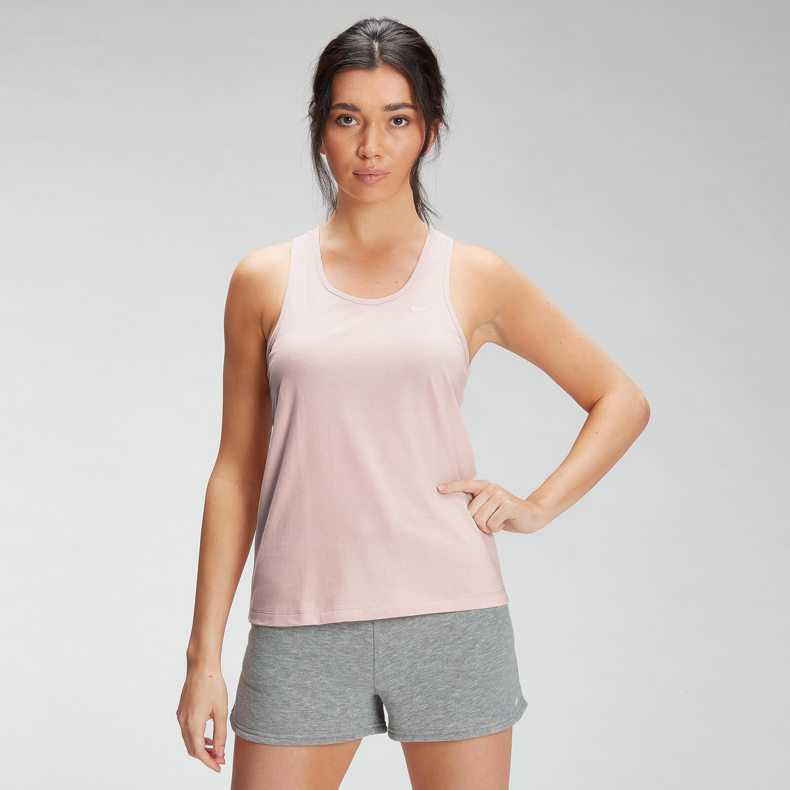 Купить MP Women's Essentials Jersey Vest - Light Pink - XXL, Myprotein International