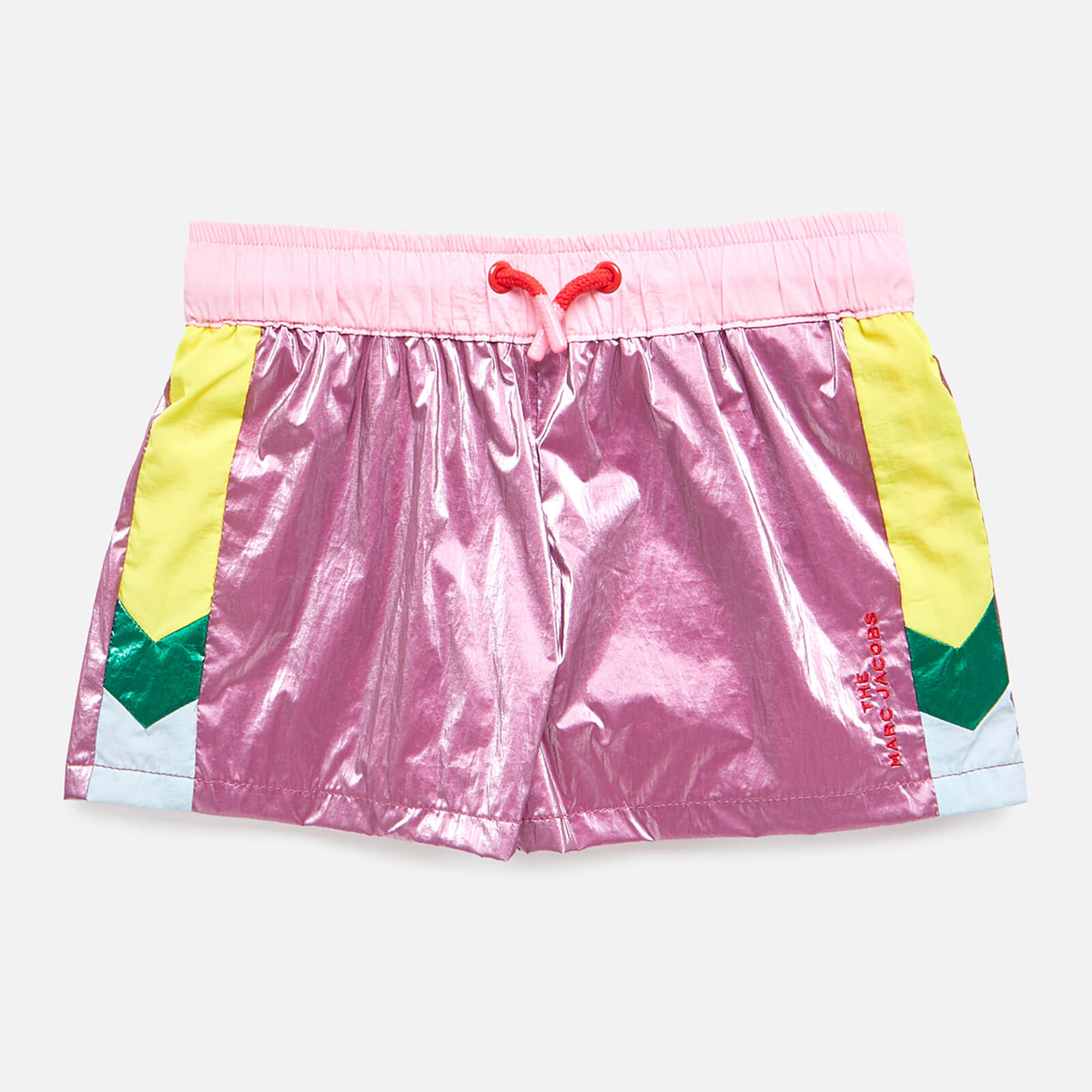 The Marc Jacobs Girls' Metallic Shorts - Multicoloured - 6 Years