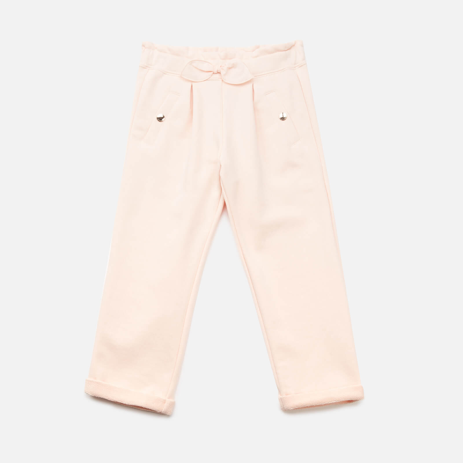 Chloe Girls' Toddlers Trousers - Pale Pink - 2 Years
