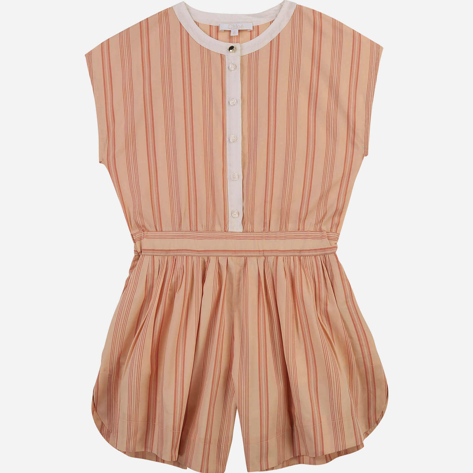 Chloe Girls' All In One Playsuit - Nude - 3 Years