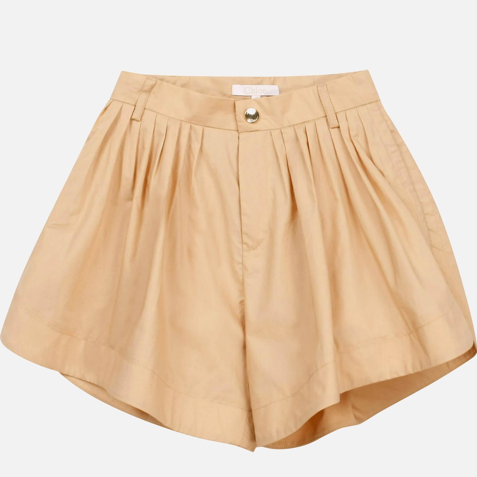 Chloe Girls' Shorts - Dark Stone - 2 Years