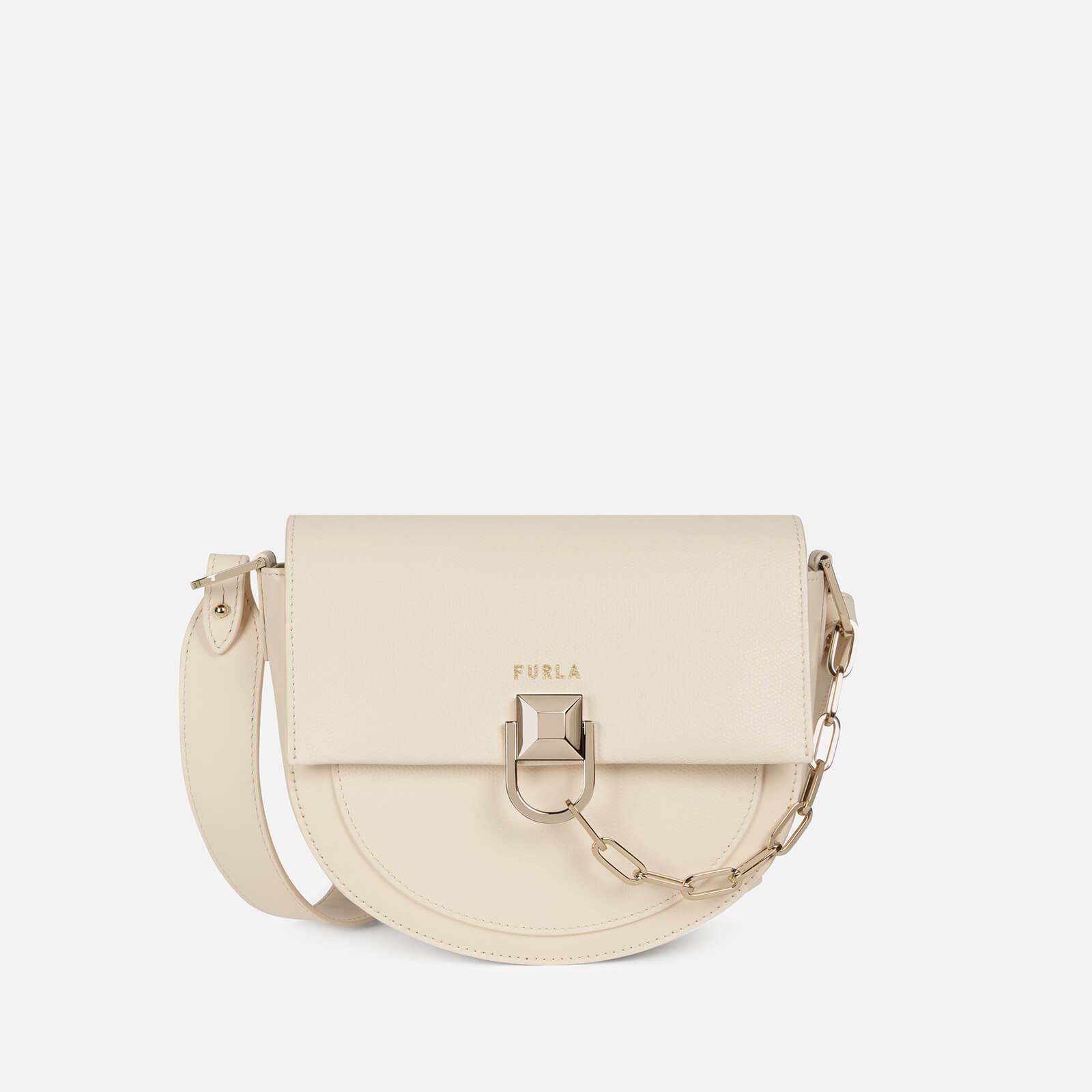 furla women's miss mimi' mini cross body bag - pergamene