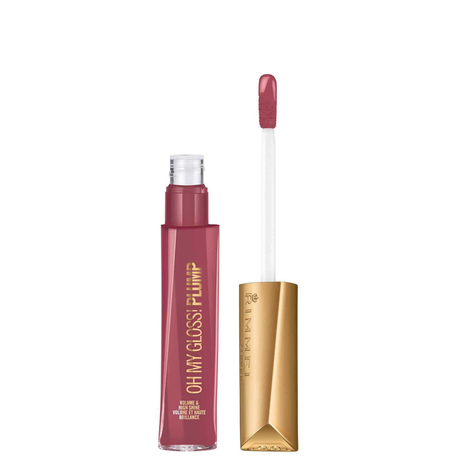 Купить Rimmel OMG! Plump Lip Gloss 6.5g (Various Shades) - 211 Mauve Mama