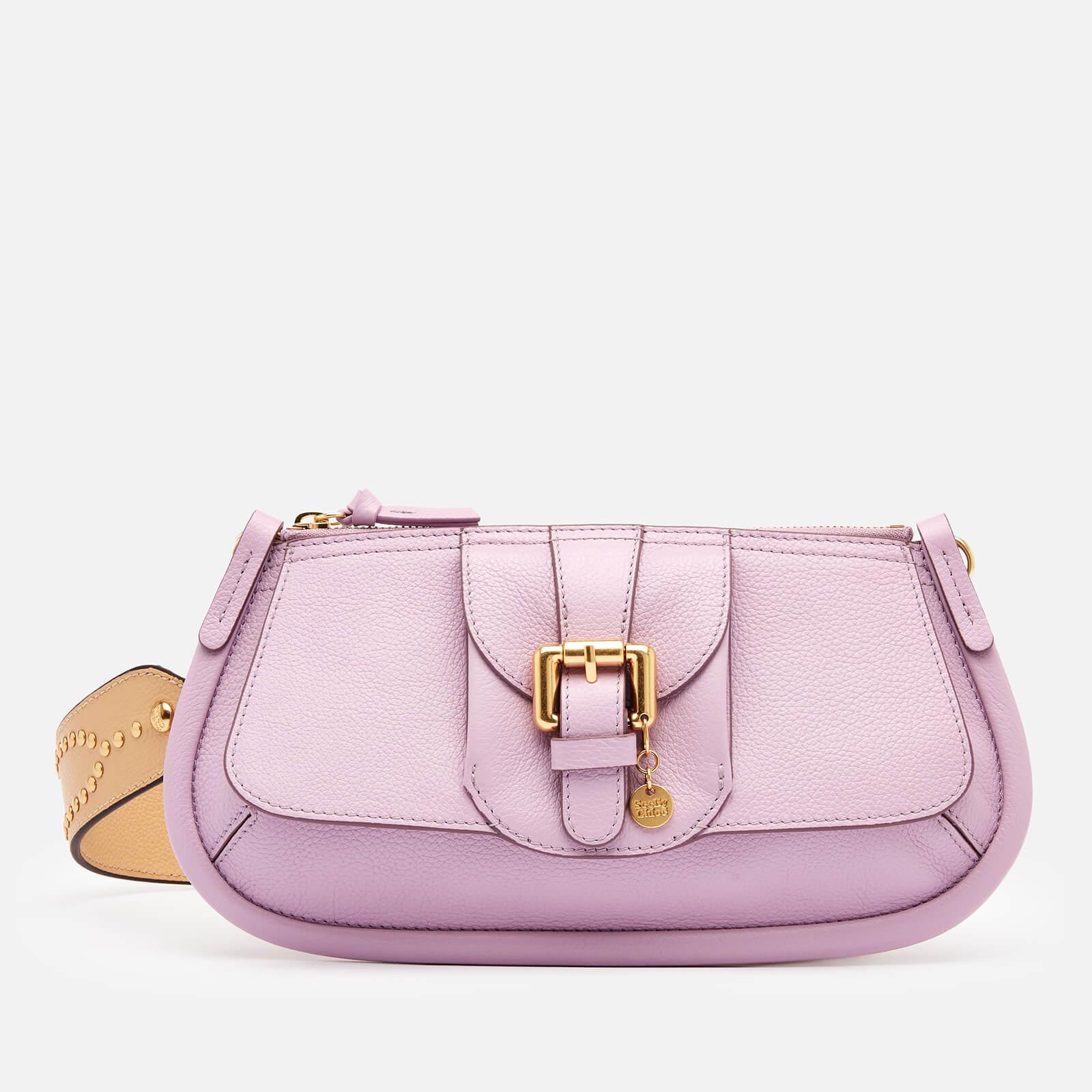 See by Chloé Women's Lesly Shoulder Bag - Lavender Mist