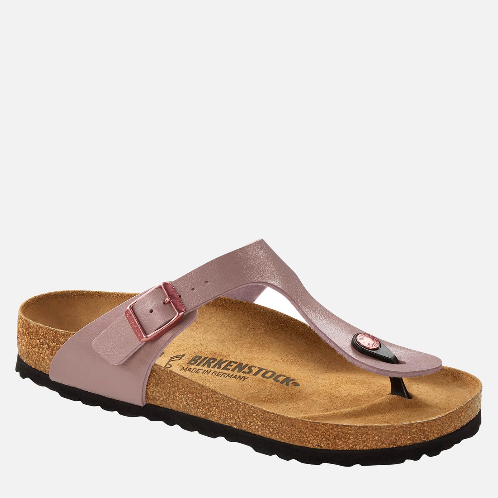 Birkenstock Womens Graceful Gizeh Toe Post Sandals Lavender Eu 36 Uk 35