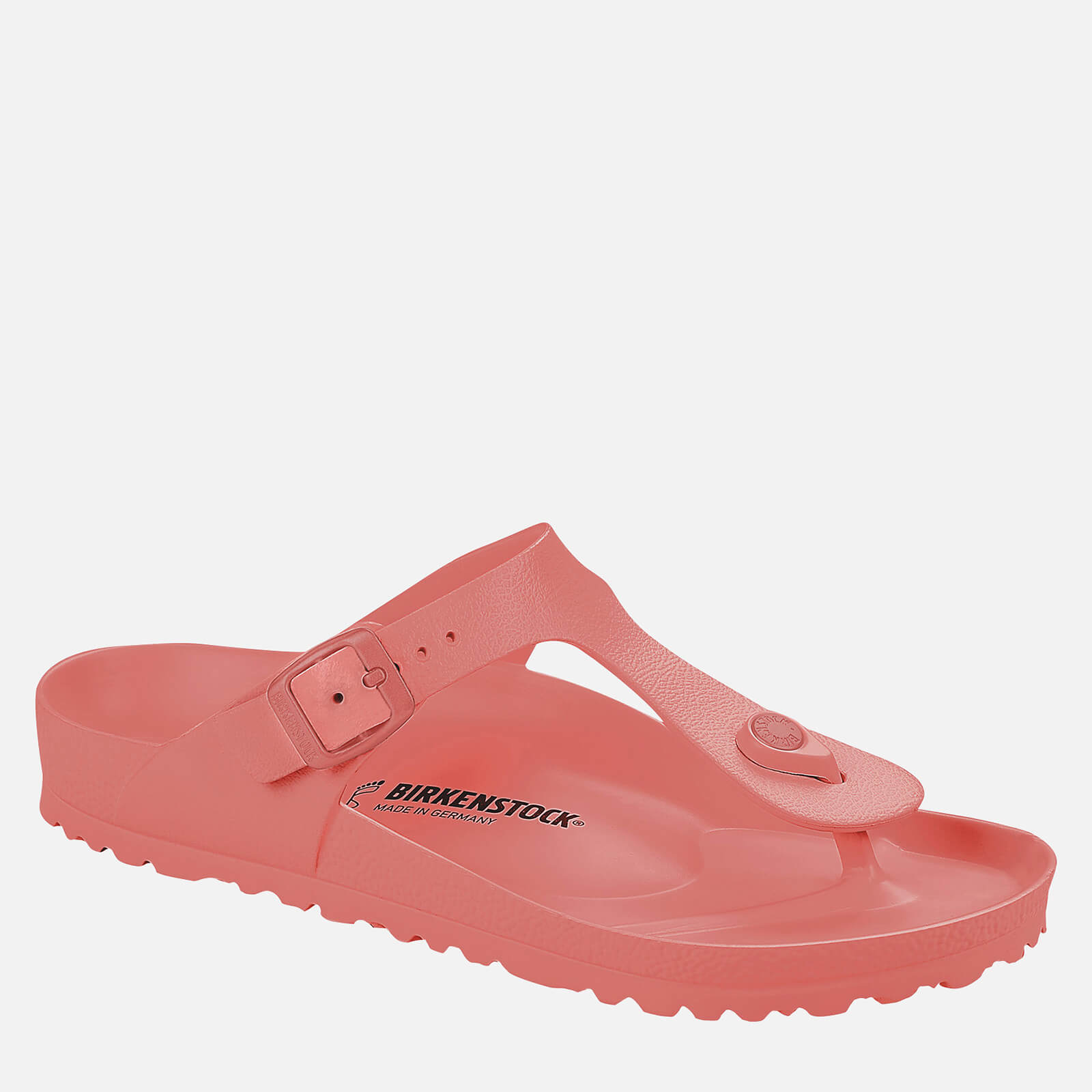 Click to view product details and reviews for Birkenstock Womens Gizeh Eva Toe Post Sandals Watermelon Eu 38 Uk 5.