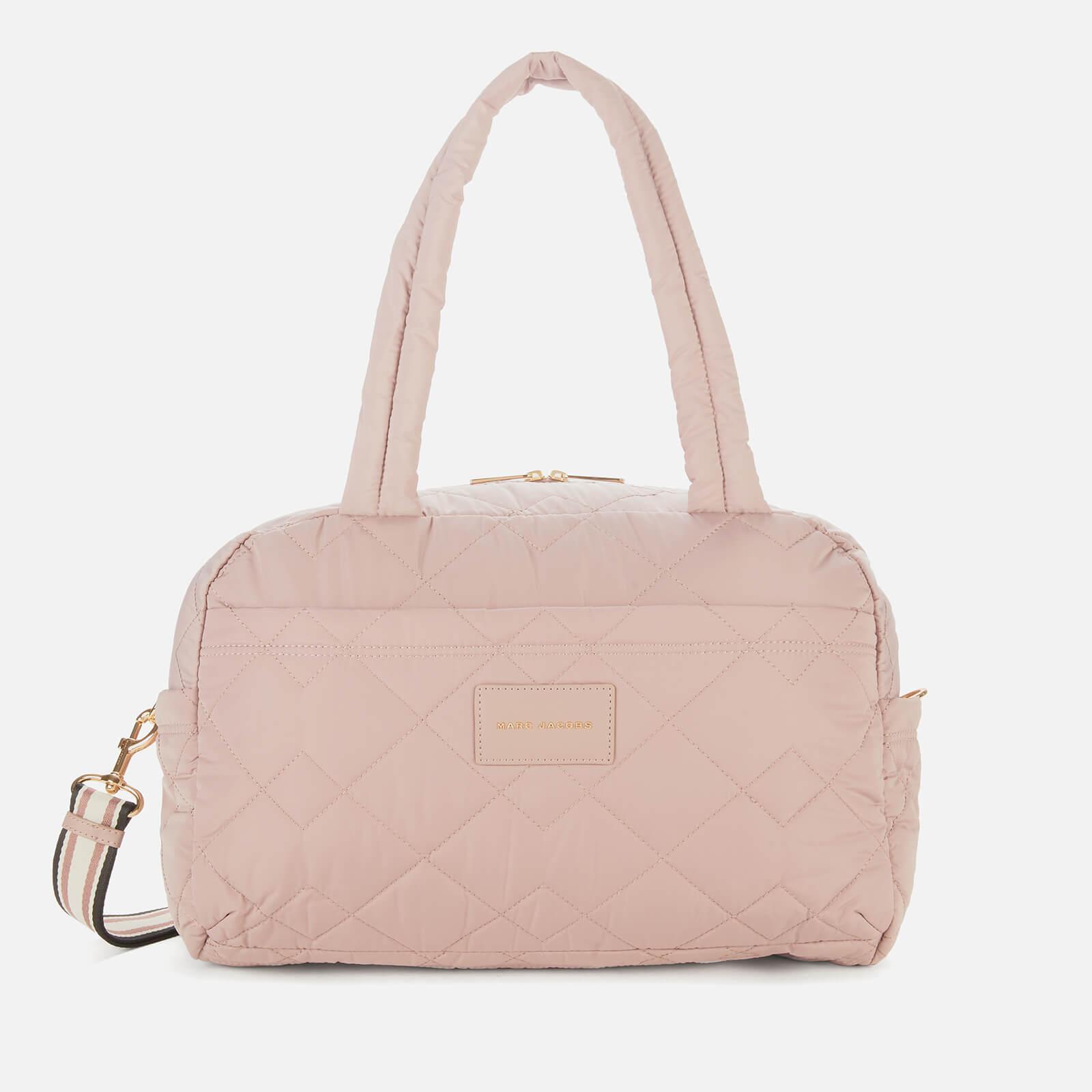 Marc Jacobs Women's Essentials Medium Weekender Bag - Bark