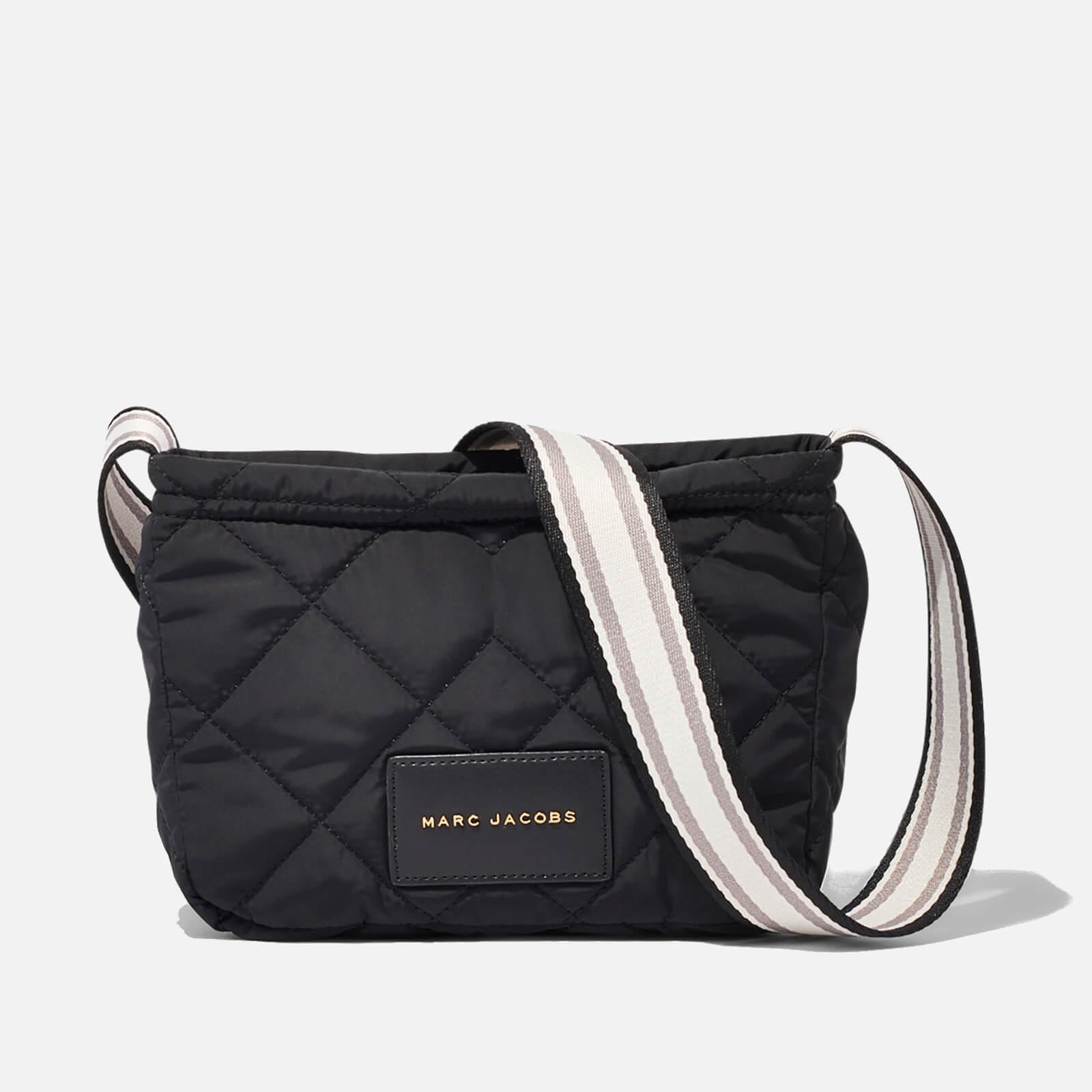 Marc Jacobs Women's Essentials Messenger Bag - Black