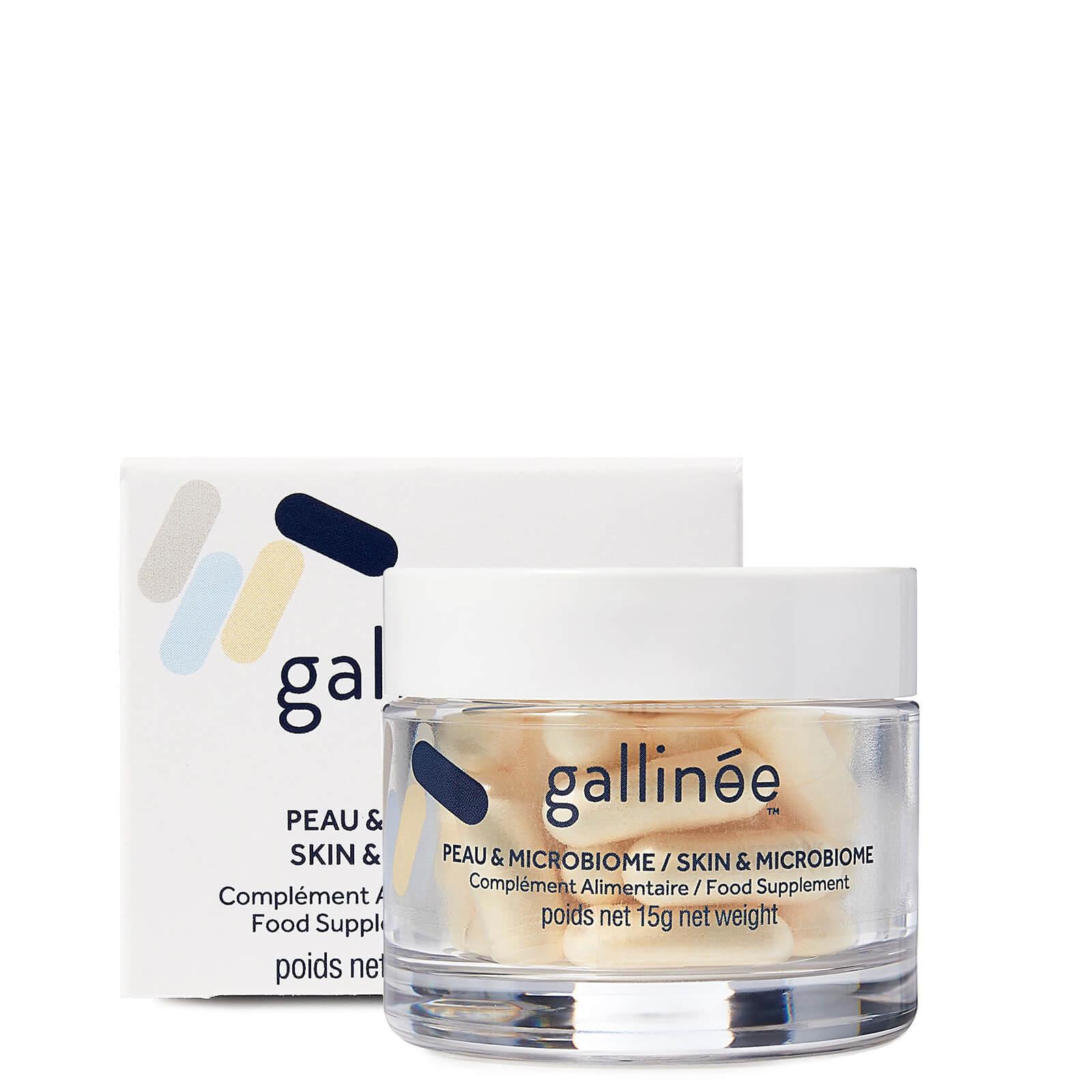 Купить Пищевая добавка для кожи и микробиома Gallinée: Месяц пре-, про- и постбиотиков (30 капсул) 15 г