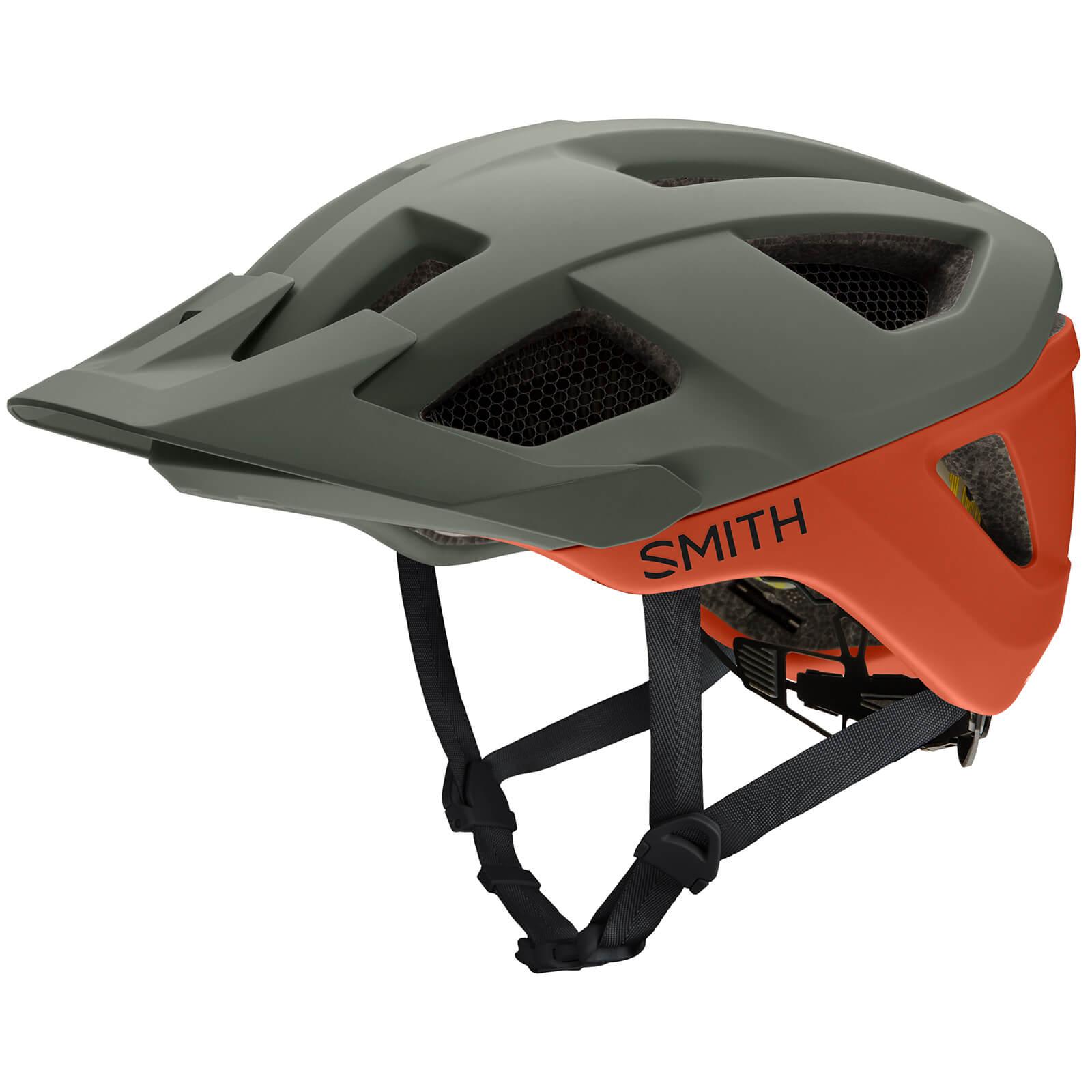Smith Session MIPS MTB Helmet - Large - Matte Sage Red Rock
