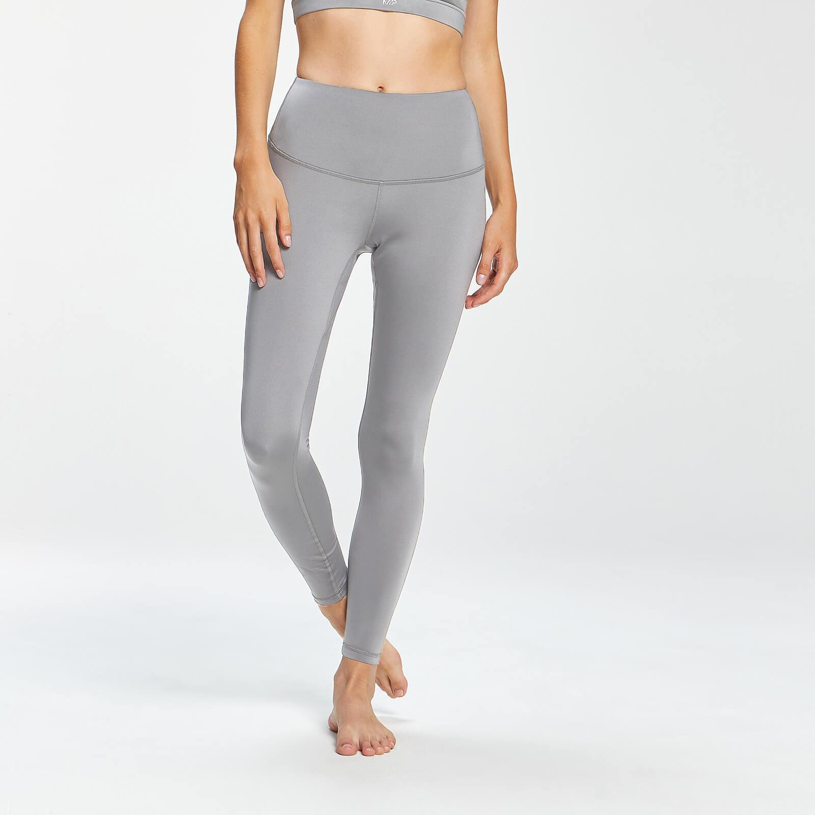 Купить MP Women's Composure Leggings - Chrome Marl - XXS, Myprotein International