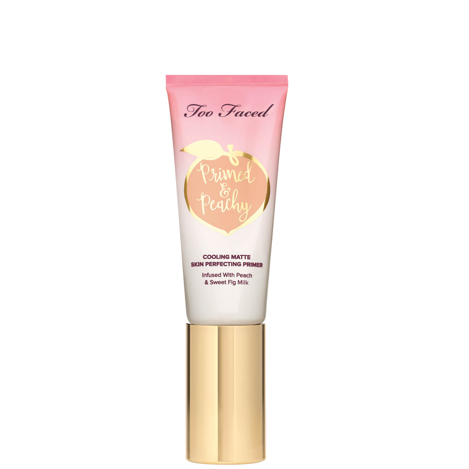 Too Faced Primed and Peachy Matte Perfecting Doll Sized Primer 20ml