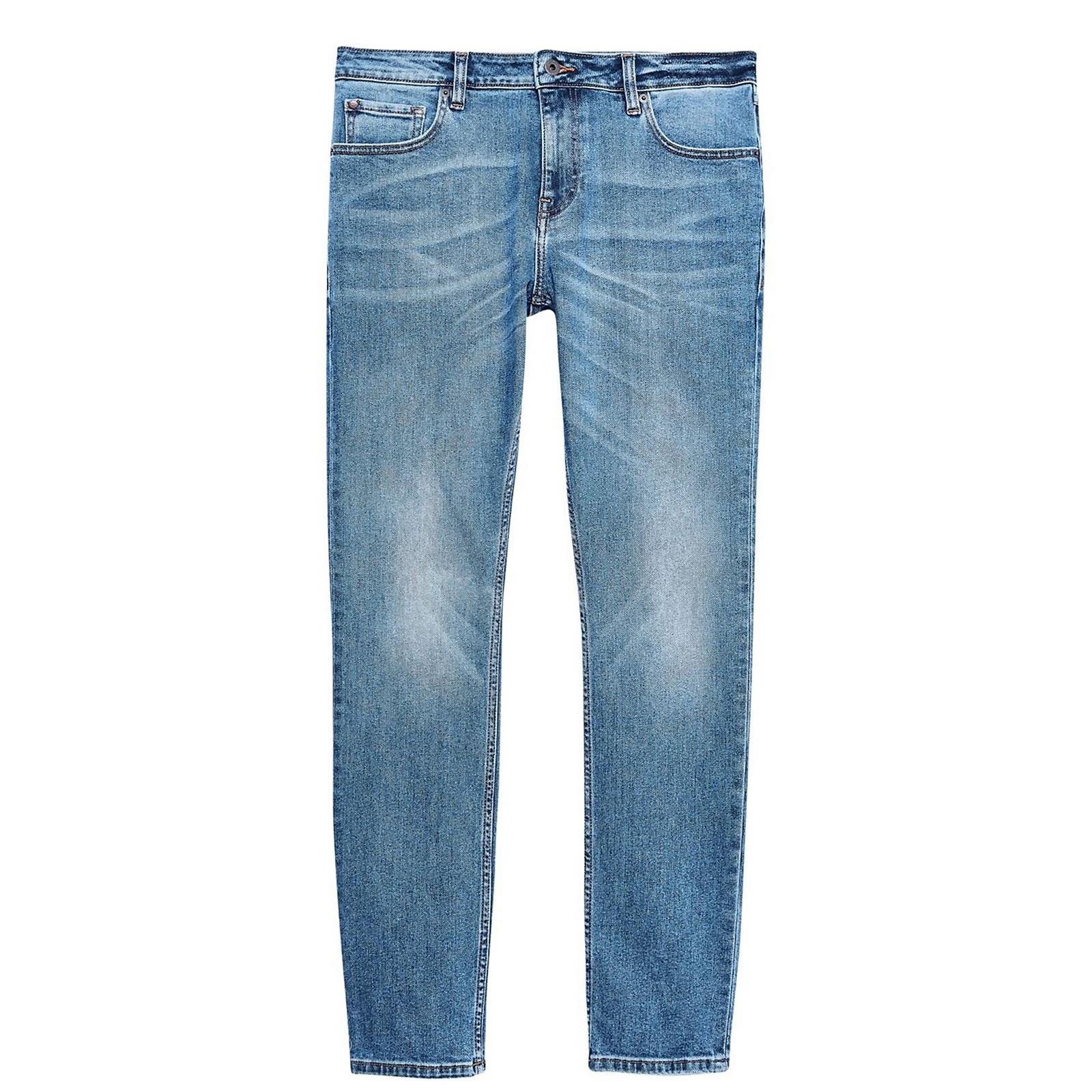 Skinny Jeans - Mid Indigo - 30R
