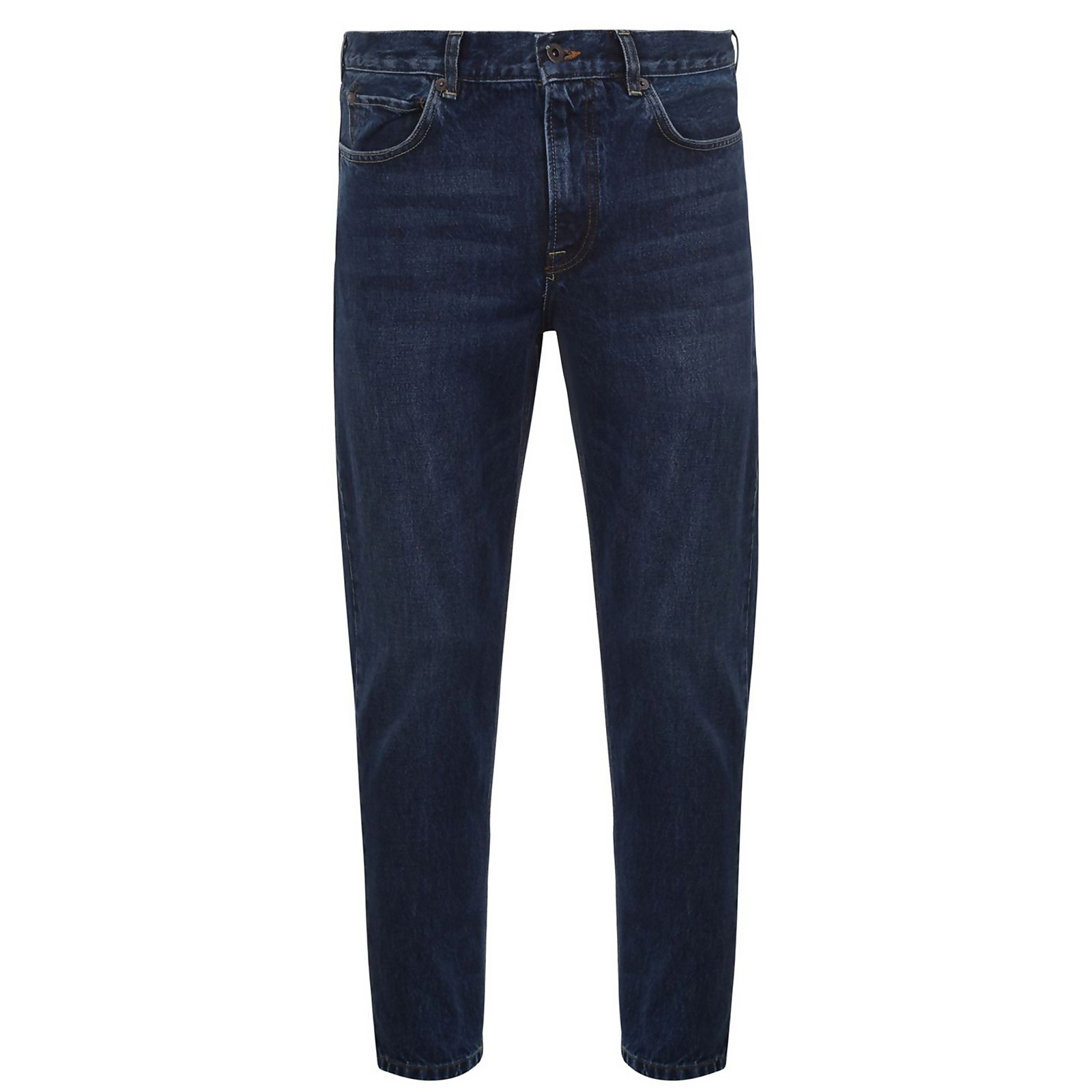 Slim Tapered Jeans - Dark Indigo - 30R