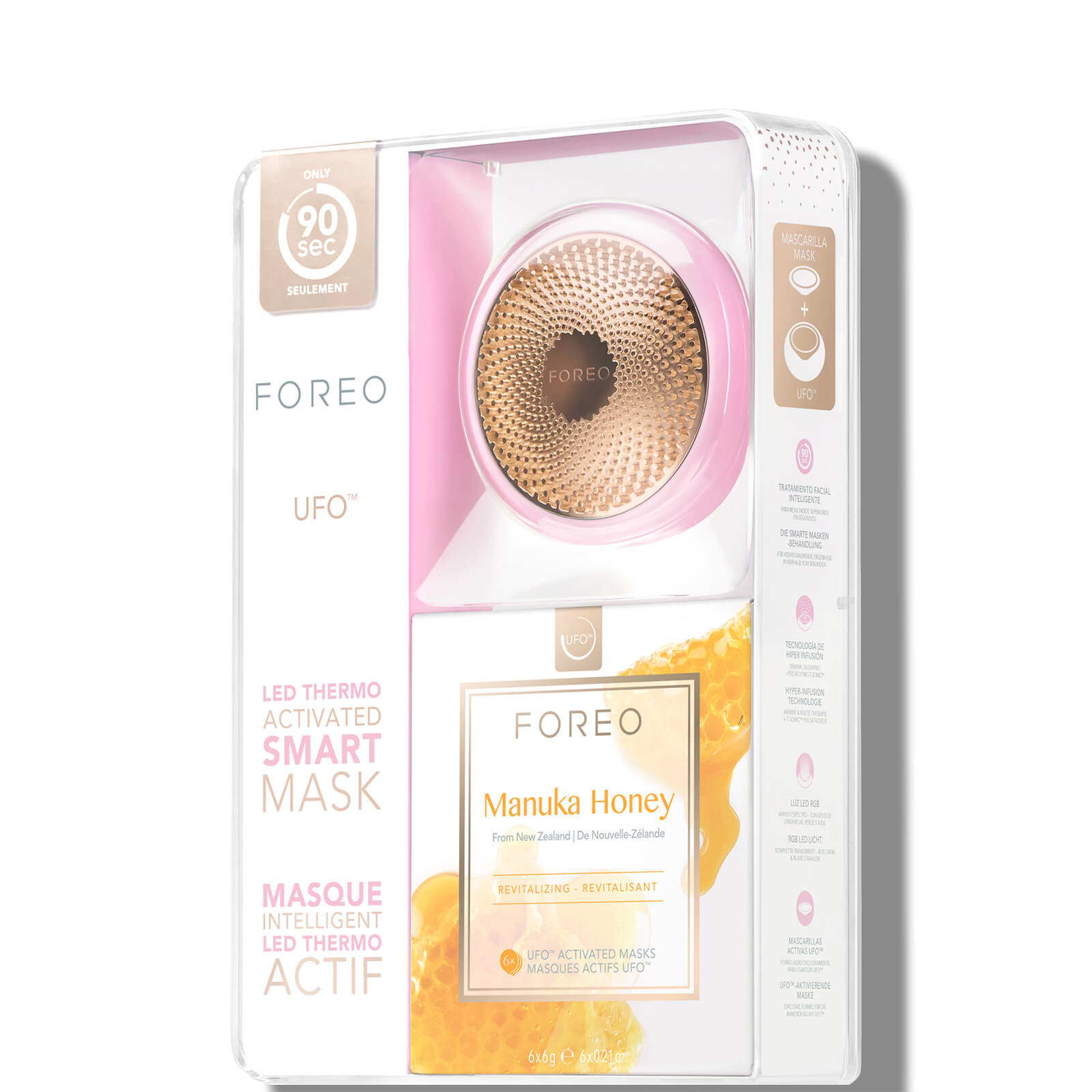 FOREO UFO Manuka Honey Revitalising Set