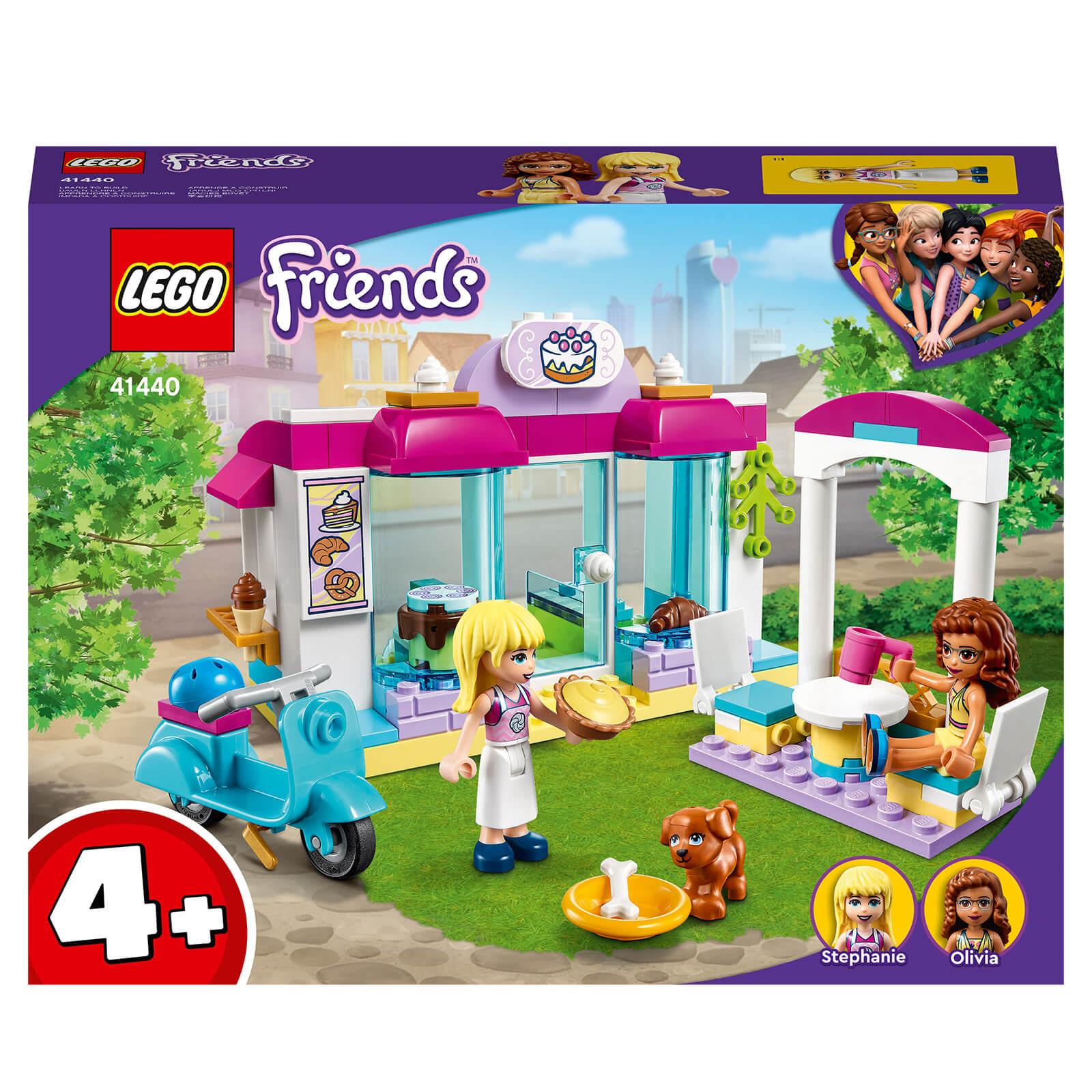 Image of LEGO Friends Heartlake Bakery - 41440