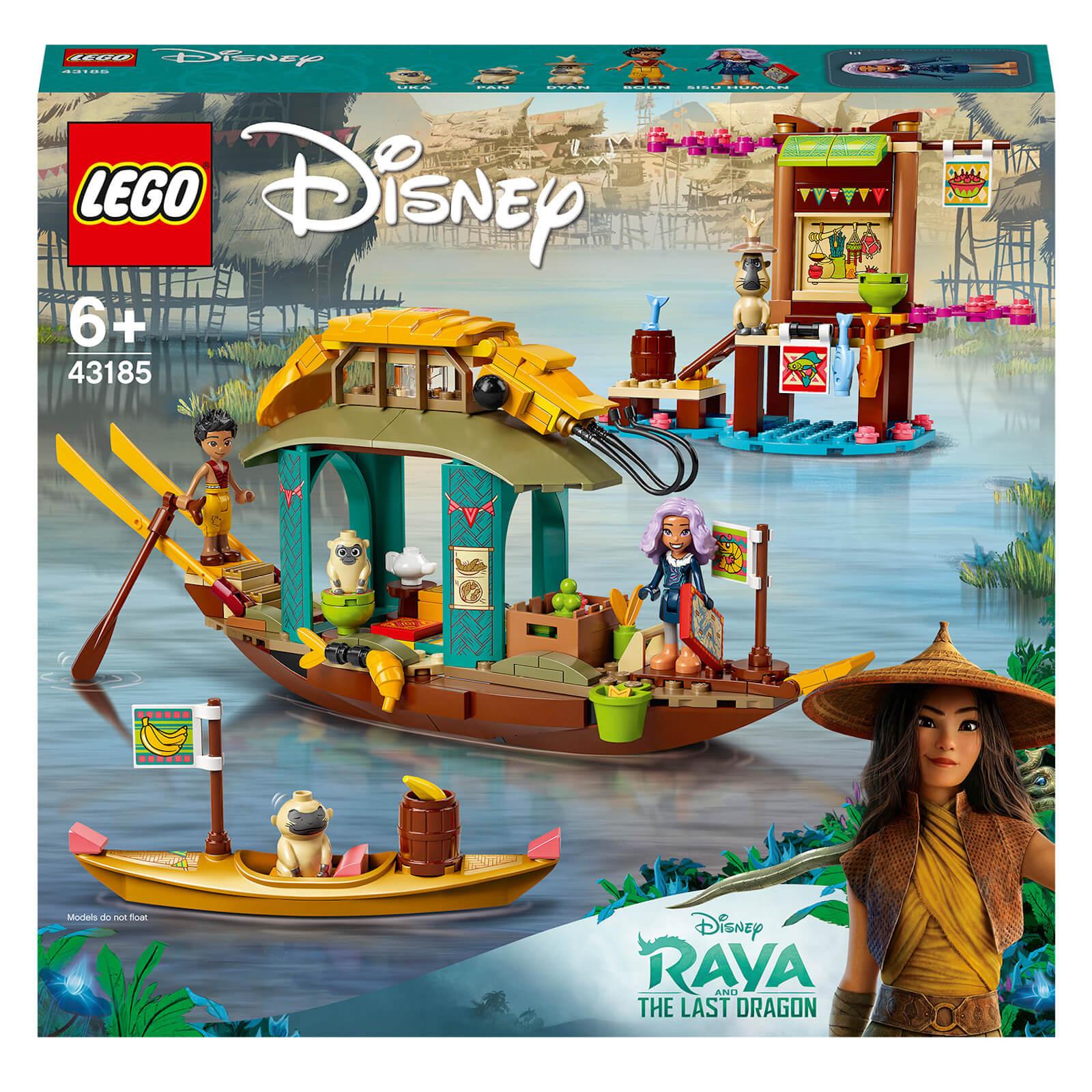 LEGO Disney Princess: Boun�s Boat Playset (43185)