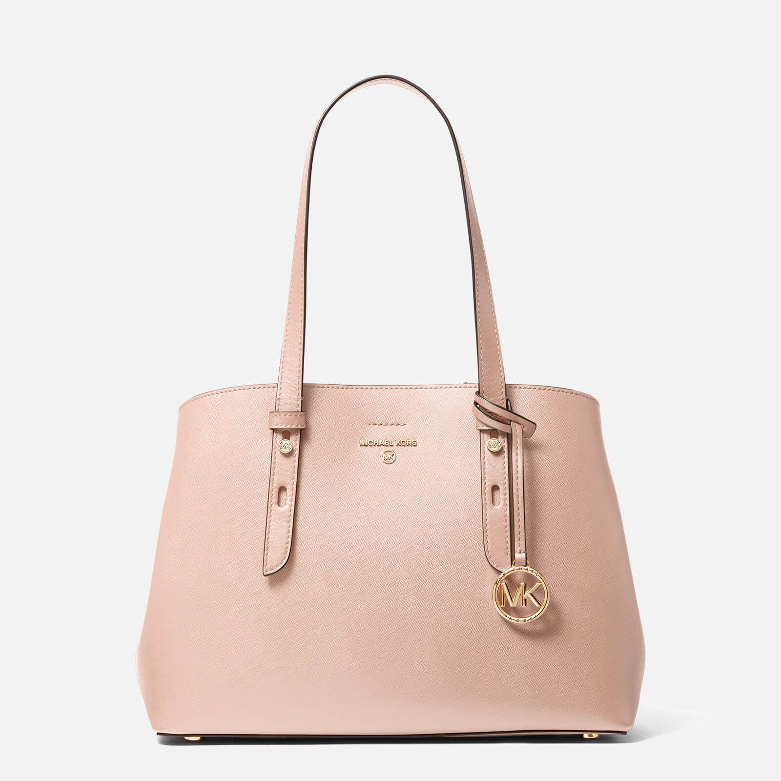 Michael Michael Kors Women's Mel Medium Tote Bag - Soft Pink