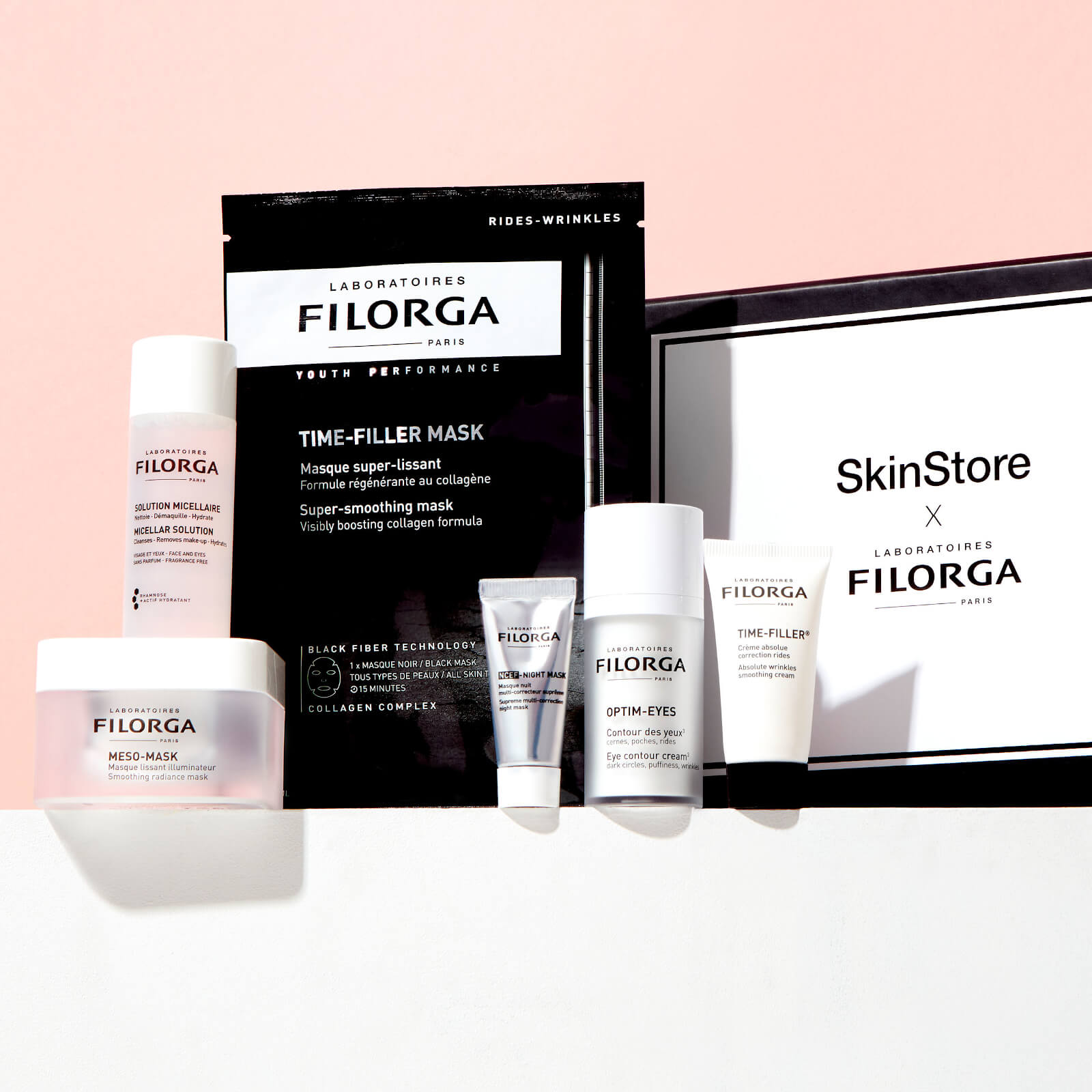 Watch a story about SKINSTORE X FILORGA LIMITED EDITION COLLECTION (WORTH $170)