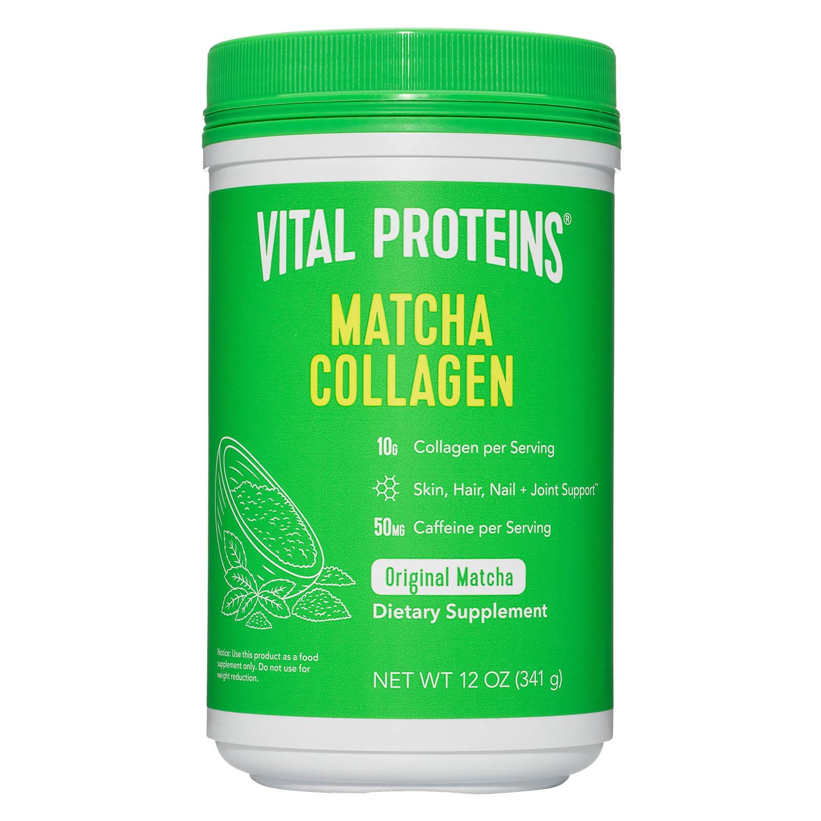 Matcha Collagen - Original Matcha Powder 341g