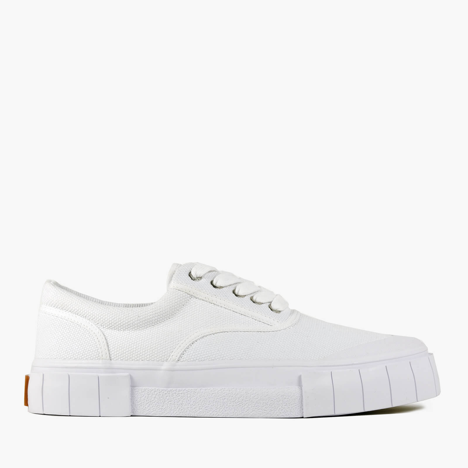 Good News Women's Opal Low Top Trainers - White - UK 7