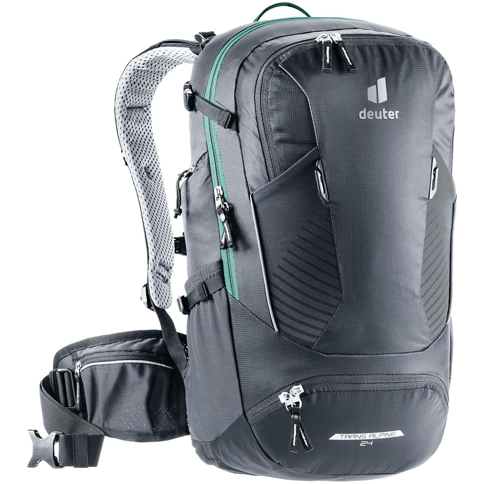 deuter Trans Alpine 24 Backpack - Black