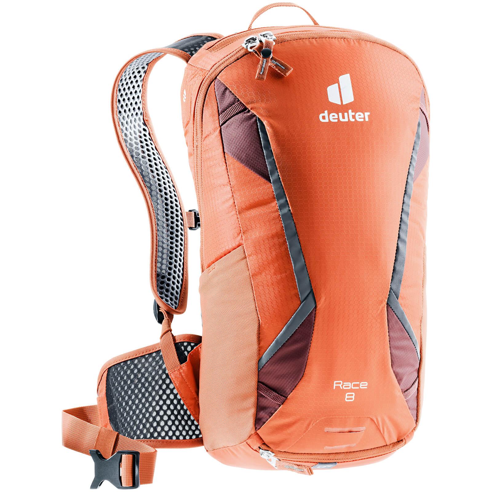 deuter Race Backpack - Paprika-Redwood