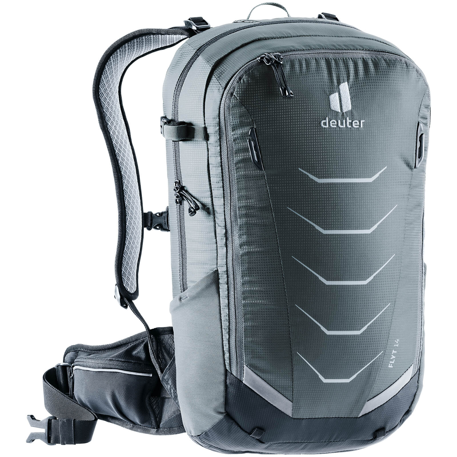 deuter Flyt 14 Backpack - Graphite-Black