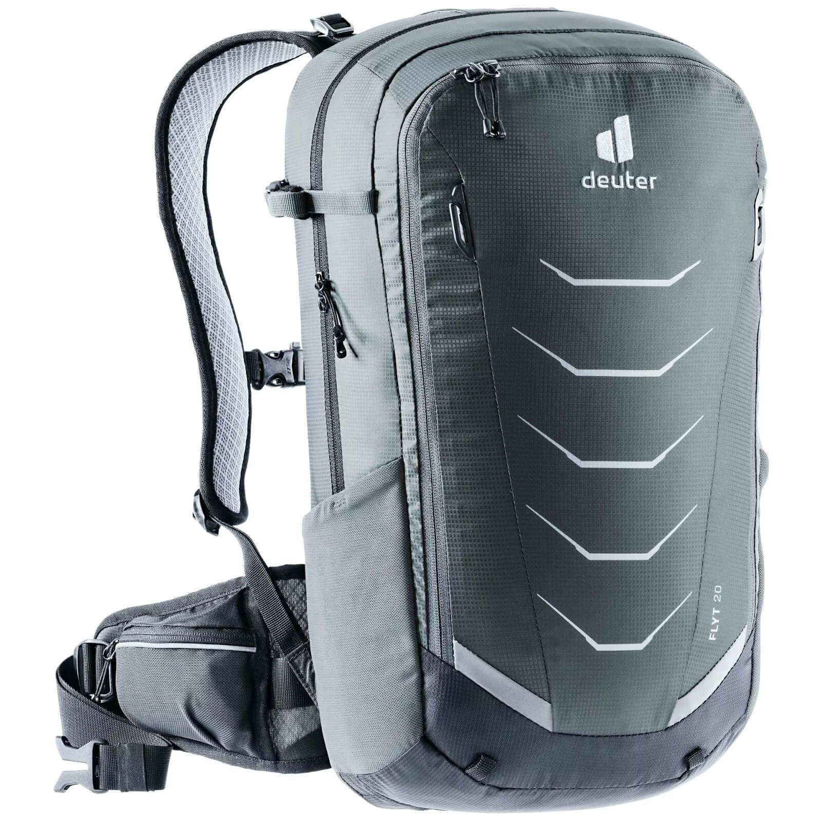 deuter Flyt 20 Backpack - Graphite-Black