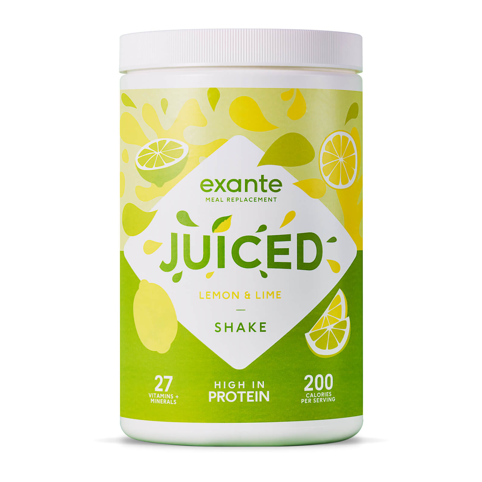 JUICED Zitrone & Limone - 10 Portionen