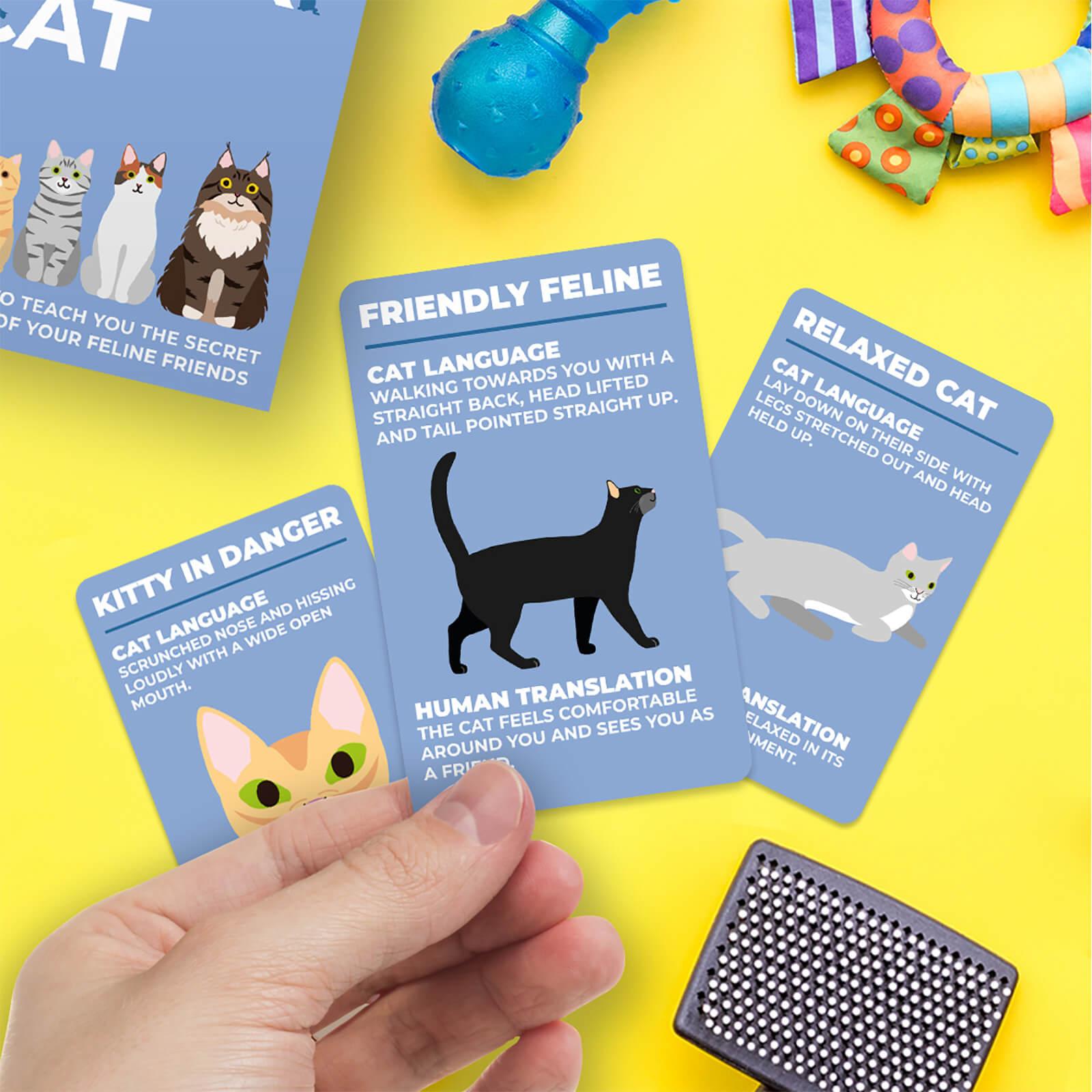 Image of How to Speak Cat Cards