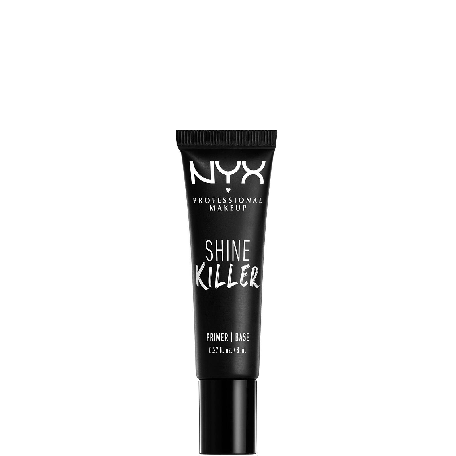Купить Мини праймер для лица NYX Professional Makeup Mattifying Charcoal Infused Shine Killer 9 г