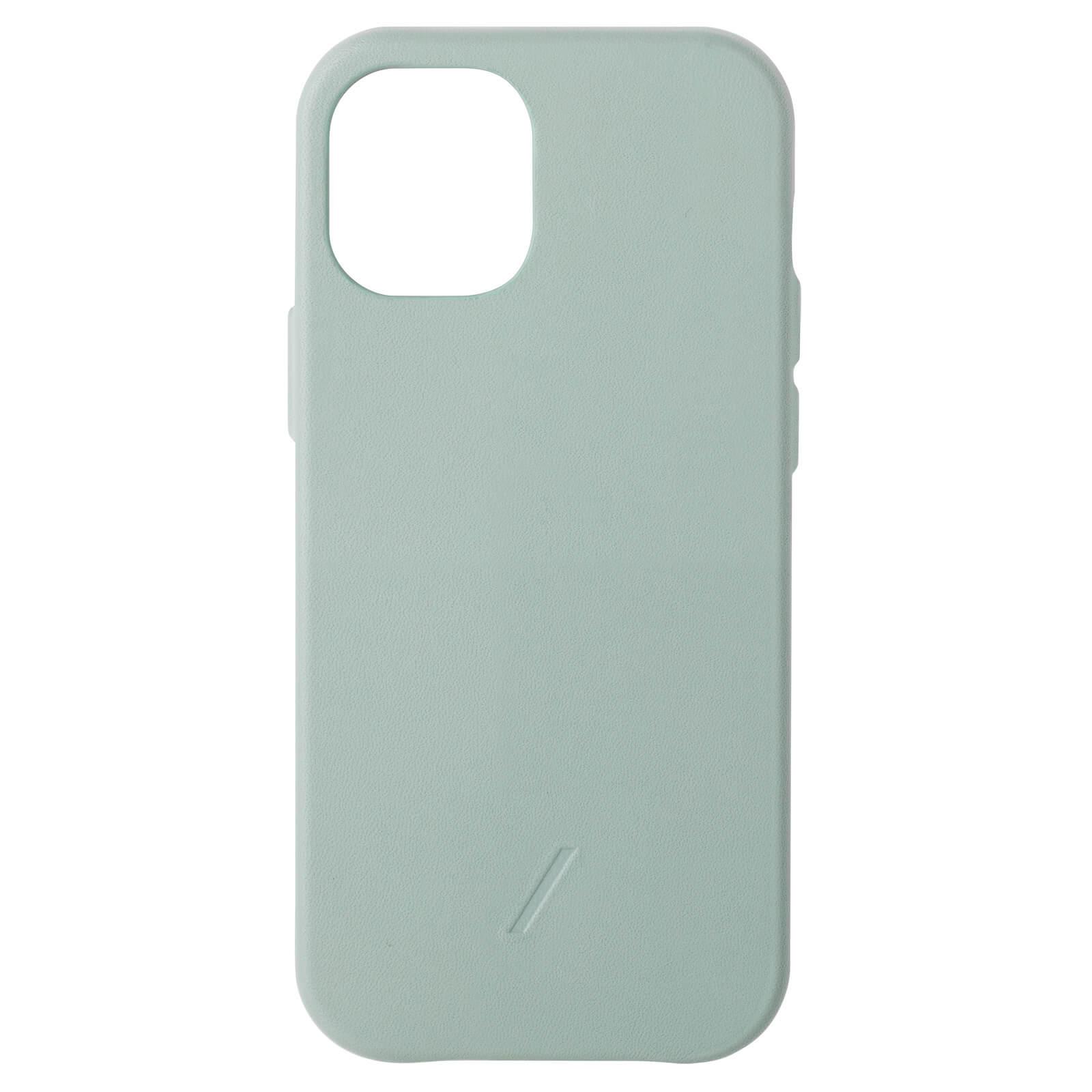 Native Union Clic Classic iPhone Case - Sage - iPhone 12/12 Pro