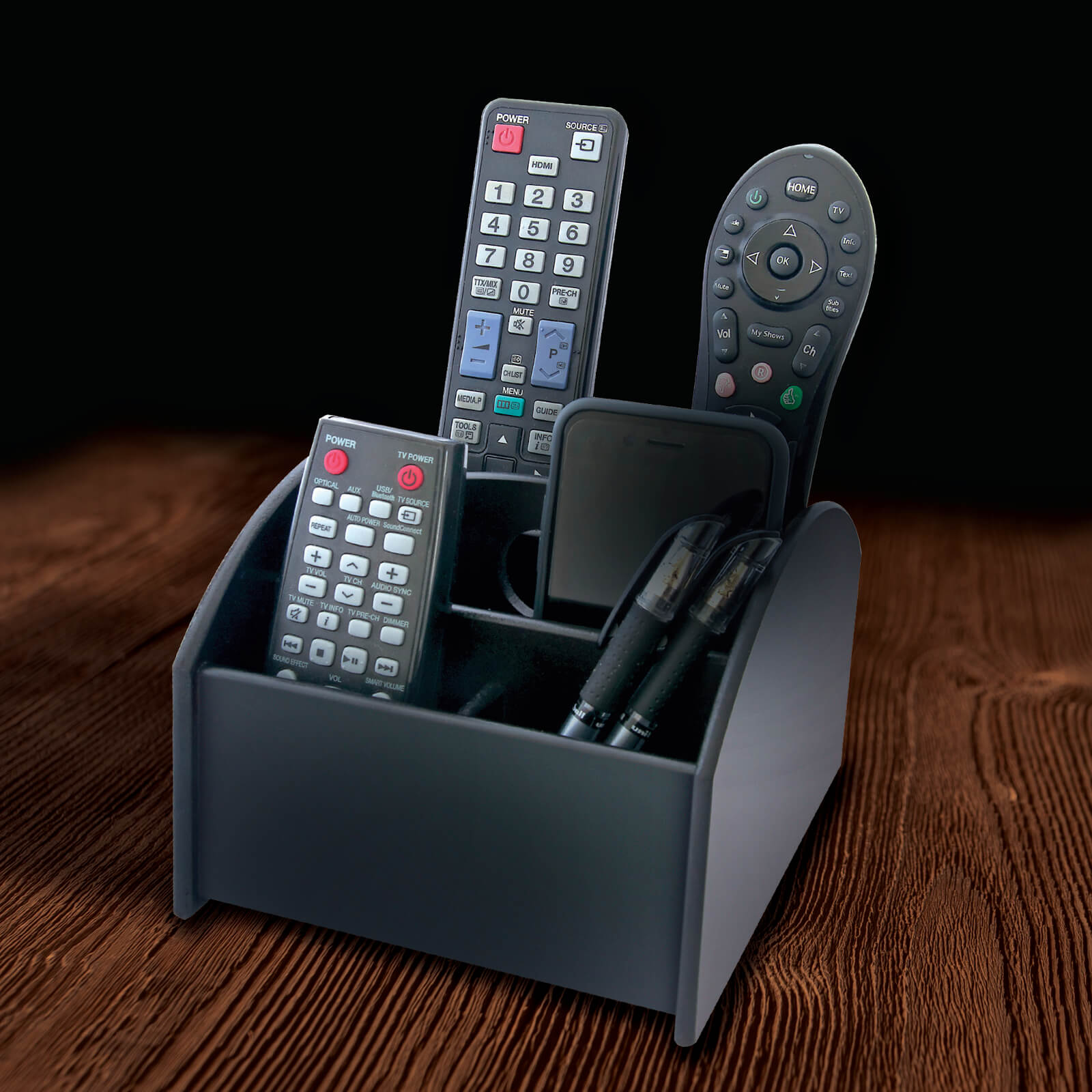 Image of Remote Control Caddy