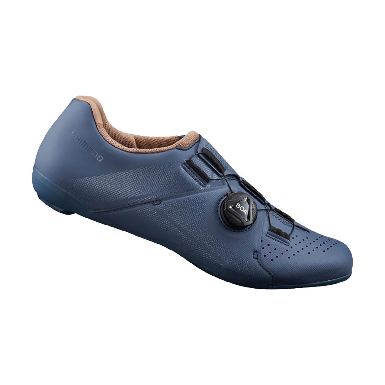 Shimano Women's SH-RC300W Road Shoes - EU 39 - Indigo Blue