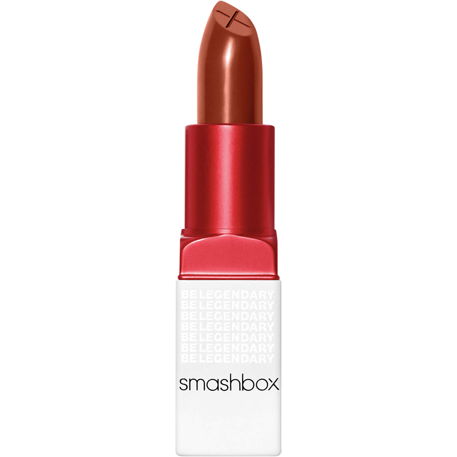 Купить Smashbox Be Legendary Prime and Plush Lipstick 3.4g (Various Shades) - Burnt Orange