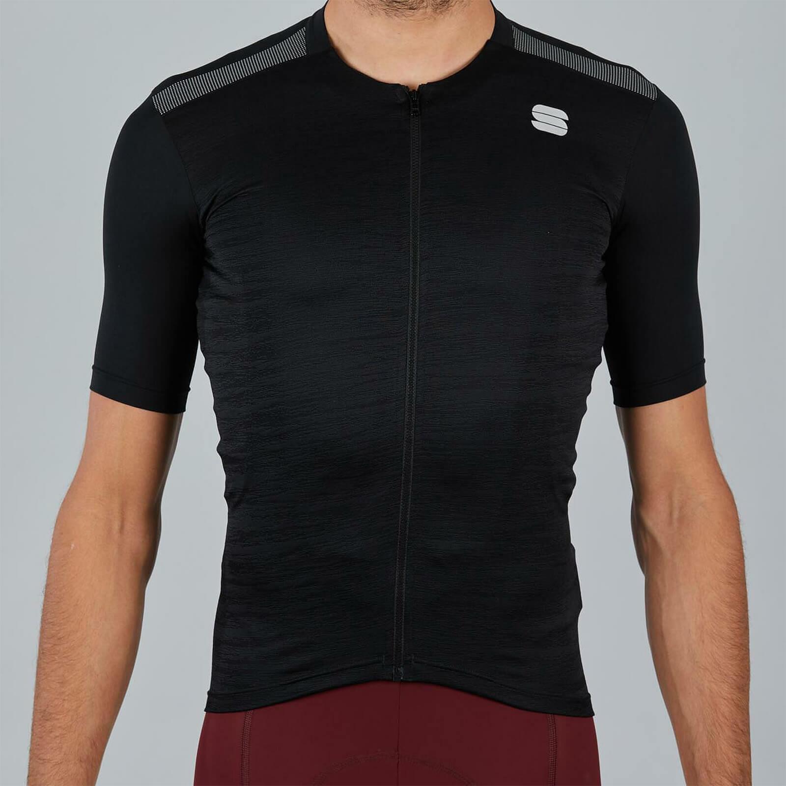 Sportful Supergiara Jersey - XL - Black