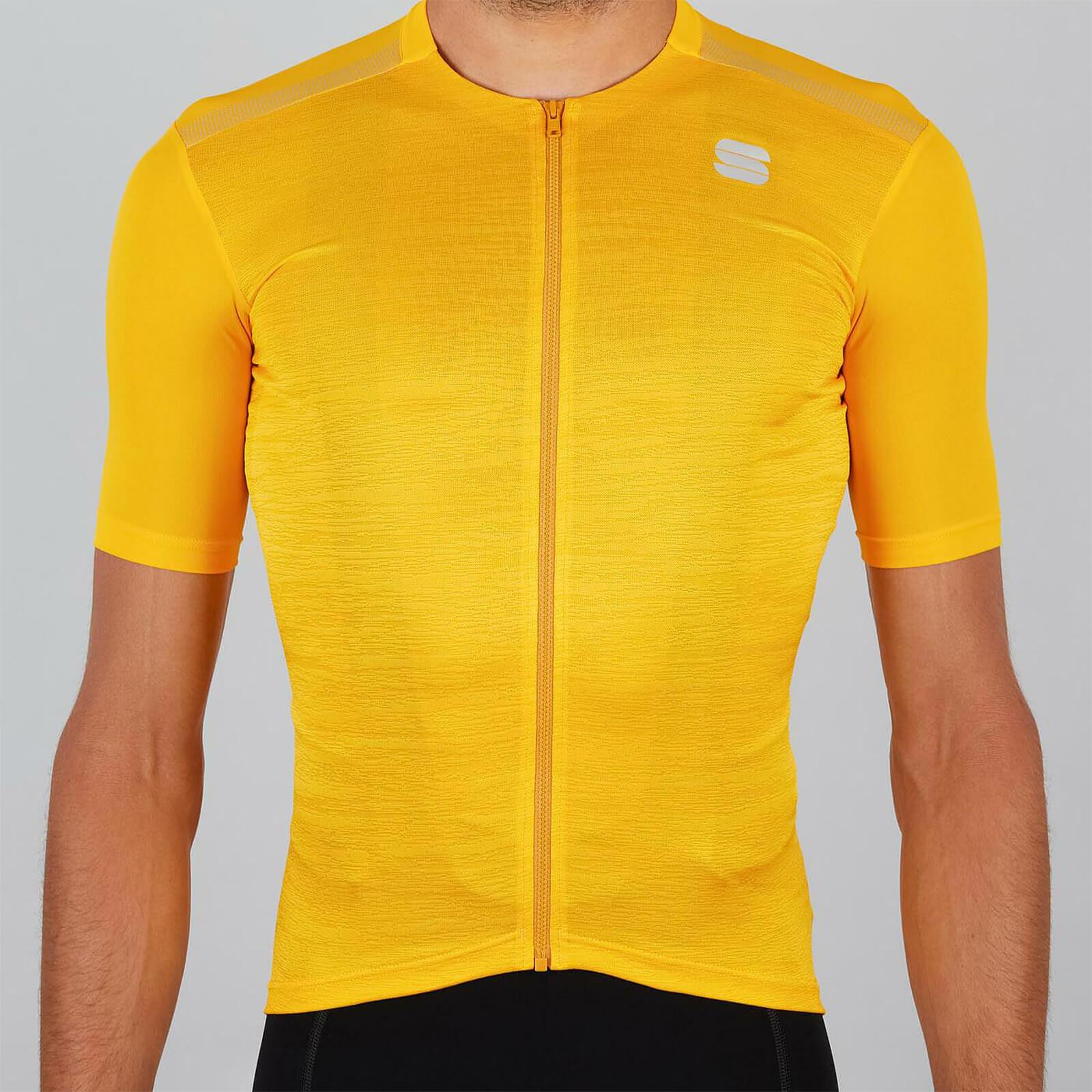 Sportful Supergiara Jersey - S - Yellow