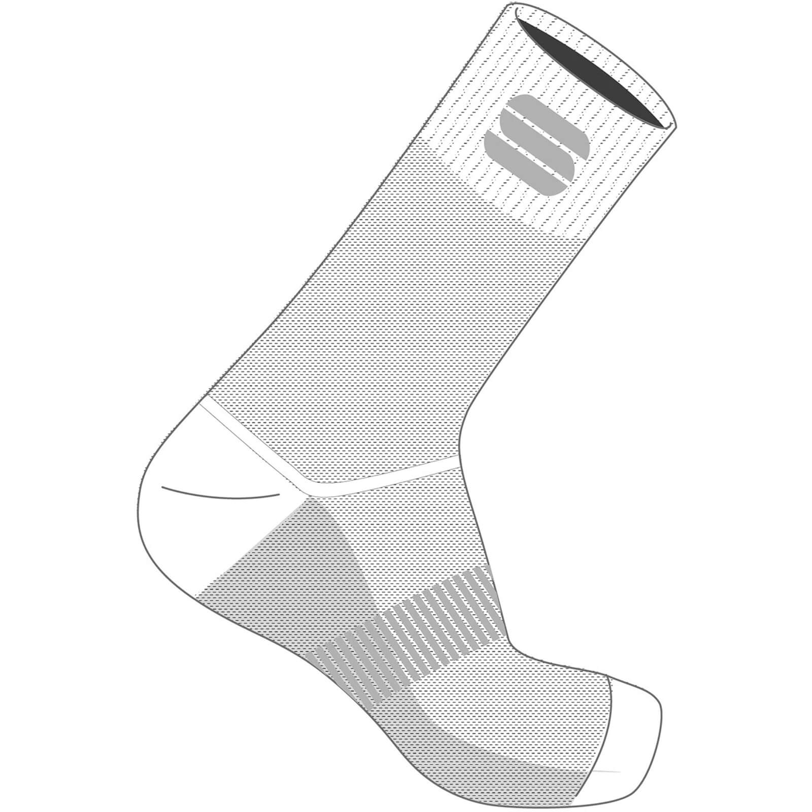 Sportful Matchy Socks - XL - White