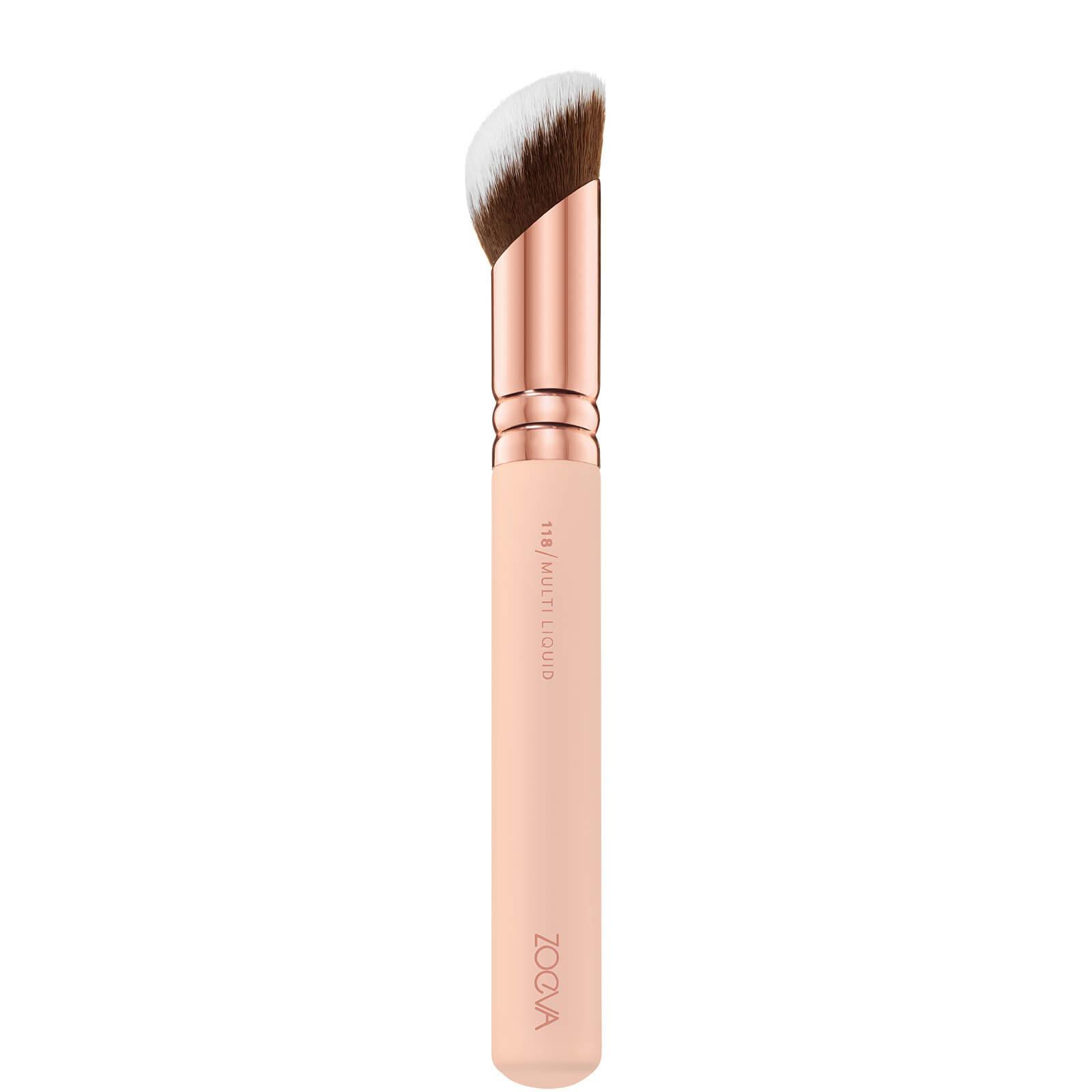 ZOEVA 118 Multi Liquid Rose Gold Brush