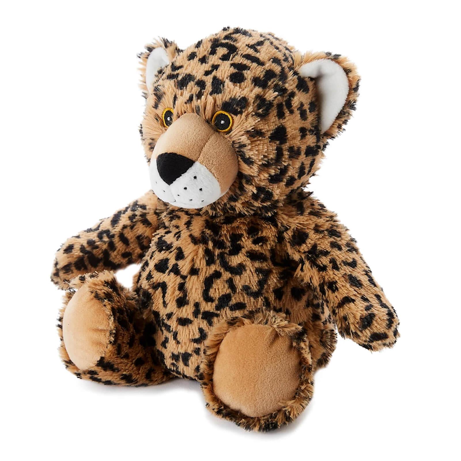 Image of Warmies Heatable Leopard