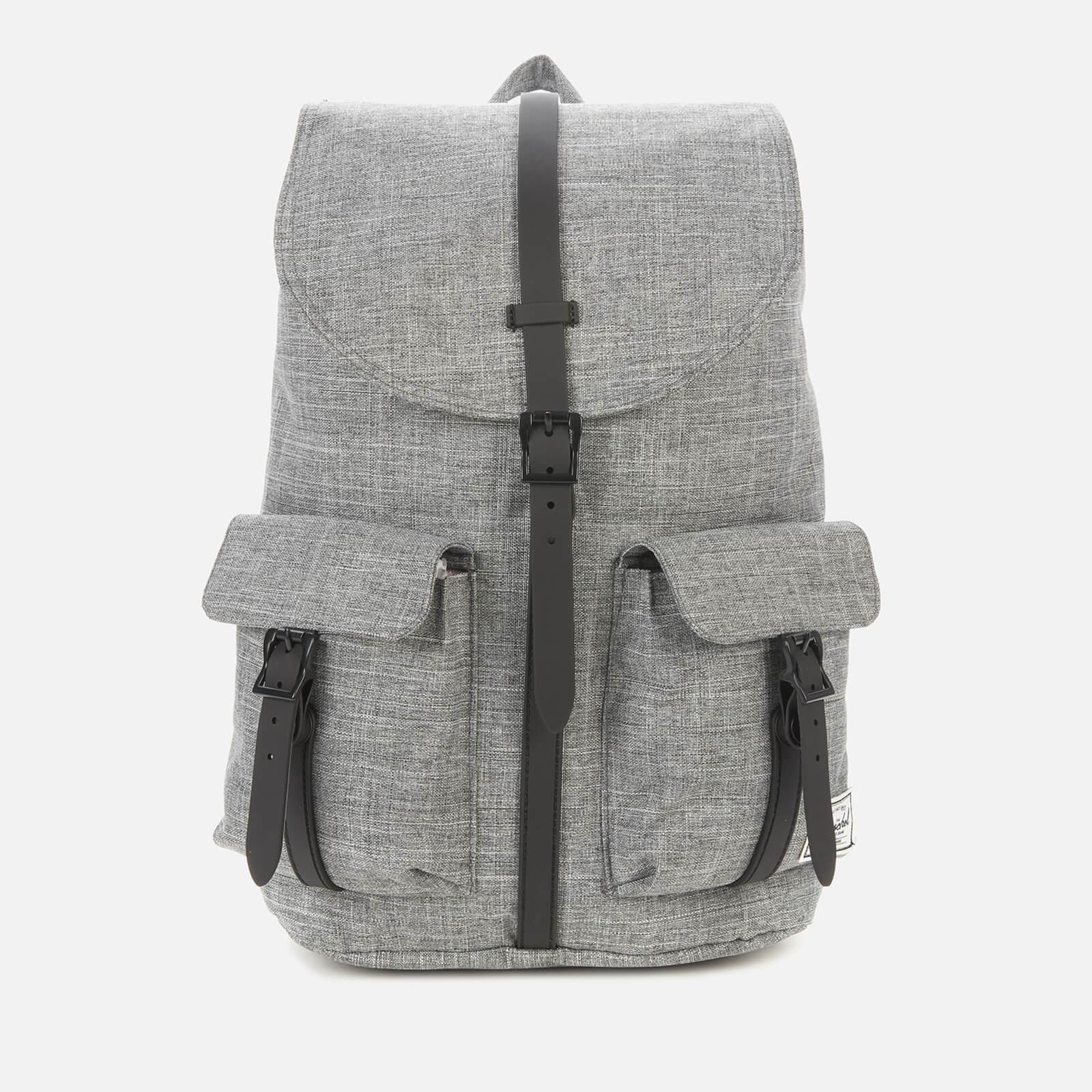 Herschel Supply Co. Men's Dawson Backpack - Raven Crosshatch/Black