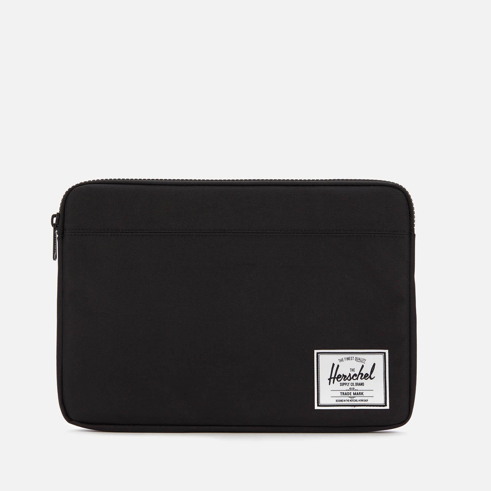 Herschel Supply Co. Men's Anchor Macbook 13  Sleeve - Black
