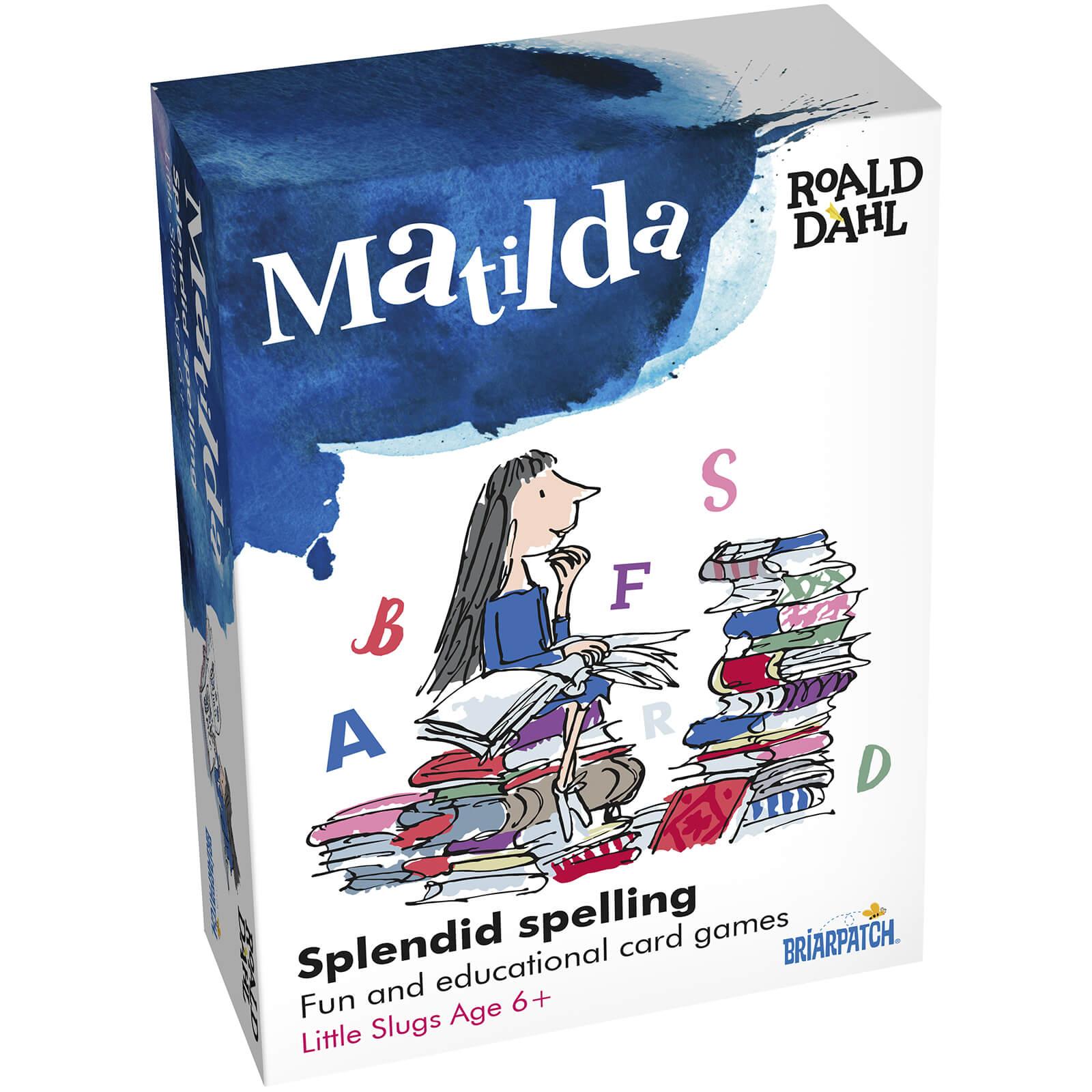 Image of Roald Dahl Matilda Word Educational Games