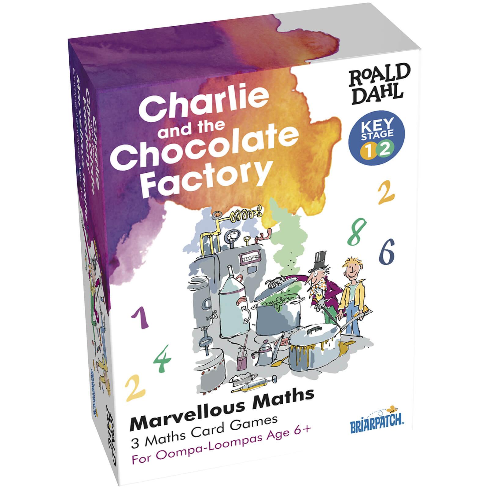 Image of Roald Dahl Charlie Maths Educational Games