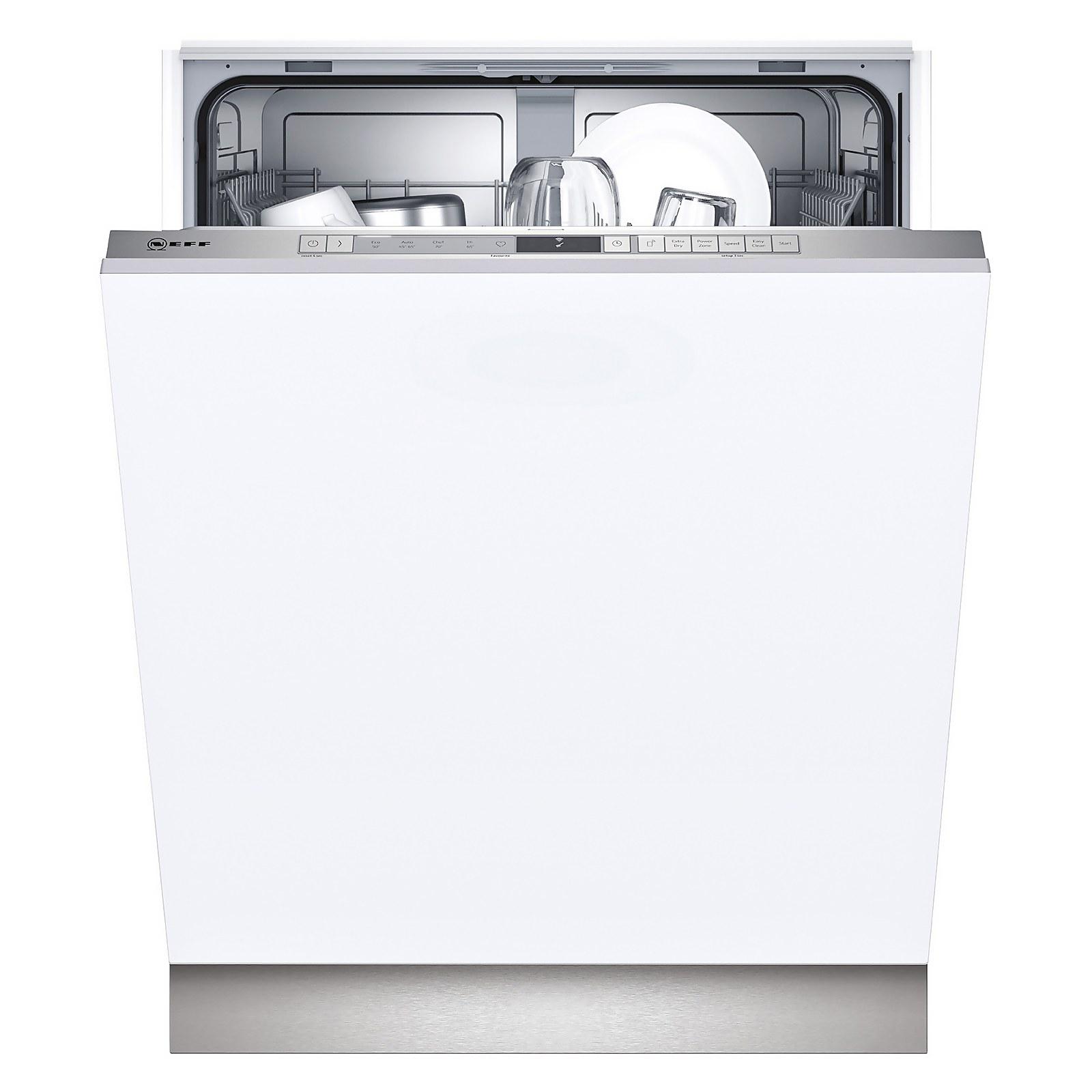 Neff N30 S153ITX05G 60cm Integrated Dishwasher